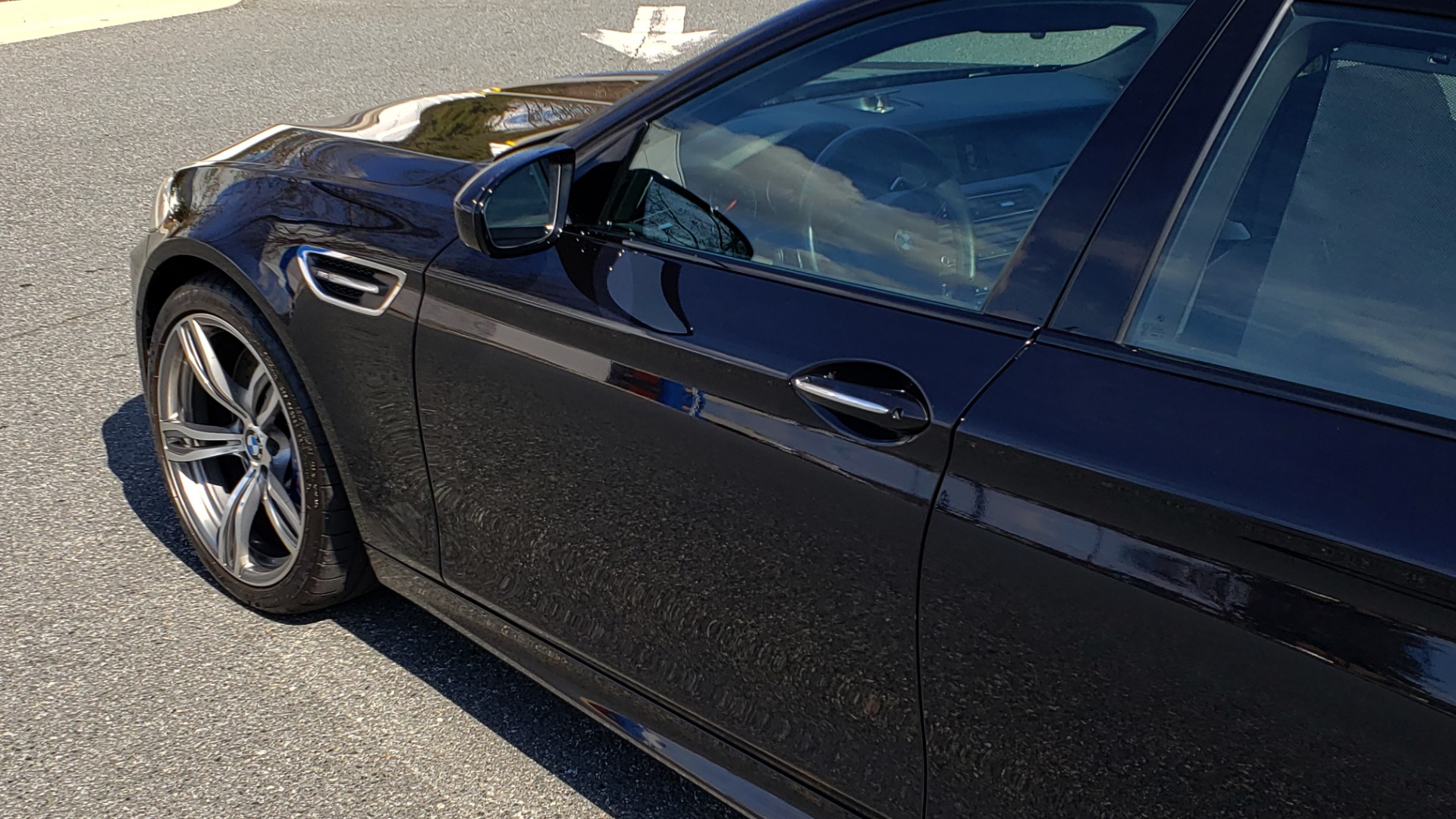 Used 2013 BMW M5 EXECUTIVE PKG / DRVR ASST / NAV / SUNROOF / REARVIEW for sale Sold at Formula Imports in Charlotte NC 28227 7