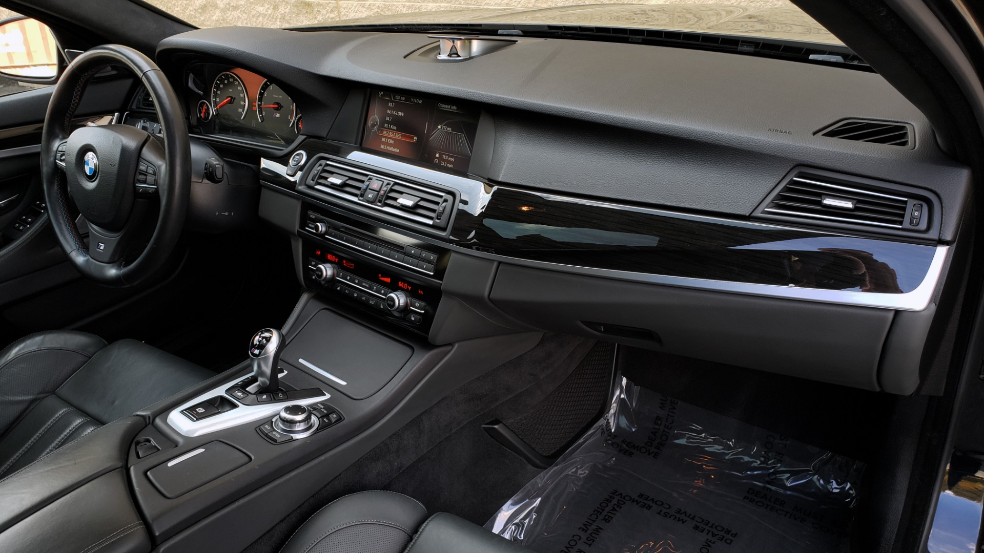 Used 2013 BMW M5 EXECUTIVE PKG / DRVR ASST / NAV / SUNROOF / REARVIEW for sale Sold at Formula Imports in Charlotte NC 28227 76