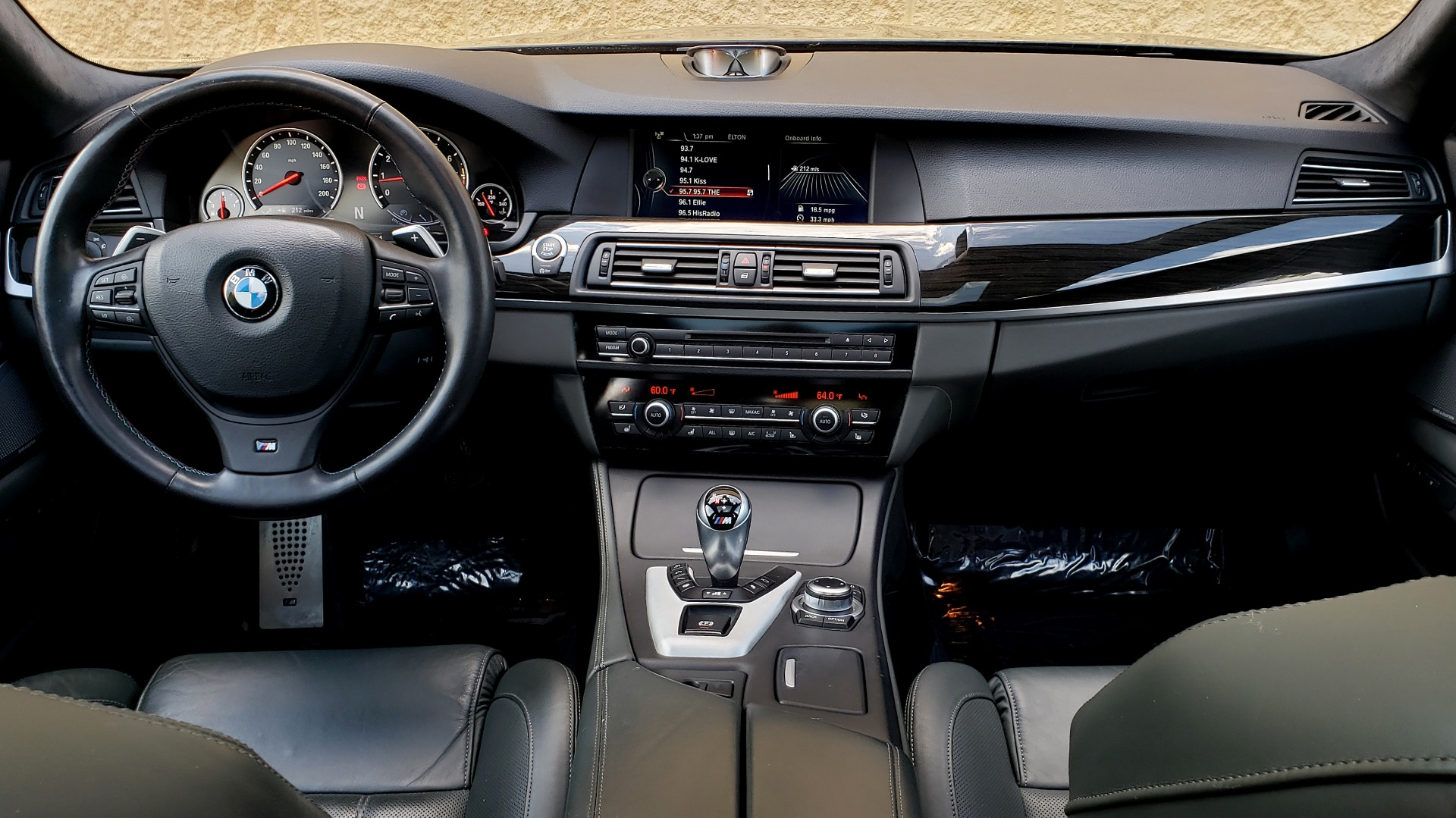 Used 2013 BMW M5 EXECUTIVE PKG / DRVR ASST / NAV / SUNROOF / REARVIEW for sale Sold at Formula Imports in Charlotte NC 28227 88