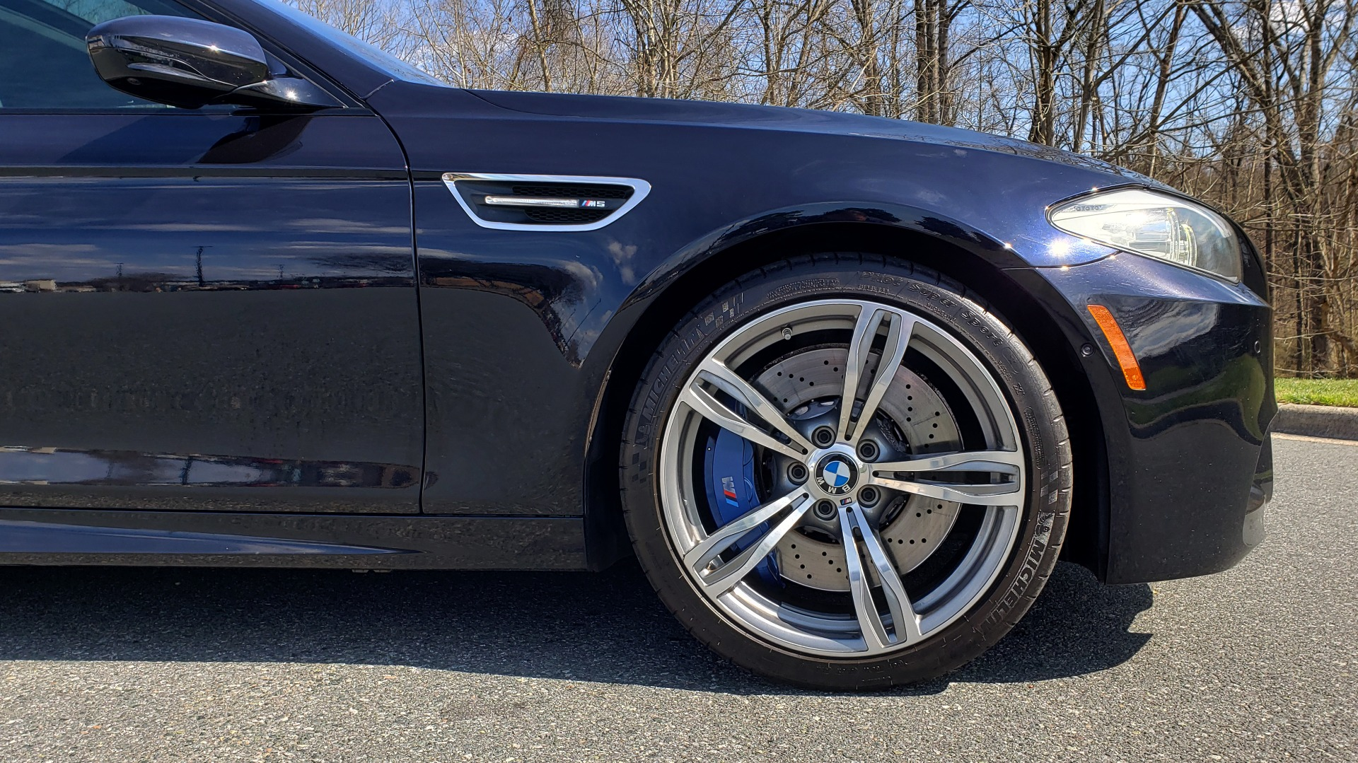 Used 2013 BMW M5 EXECUTIVE PKG / DRVR ASST / NAV / SUNROOF / REARVIEW for sale Sold at Formula Imports in Charlotte NC 28227 93