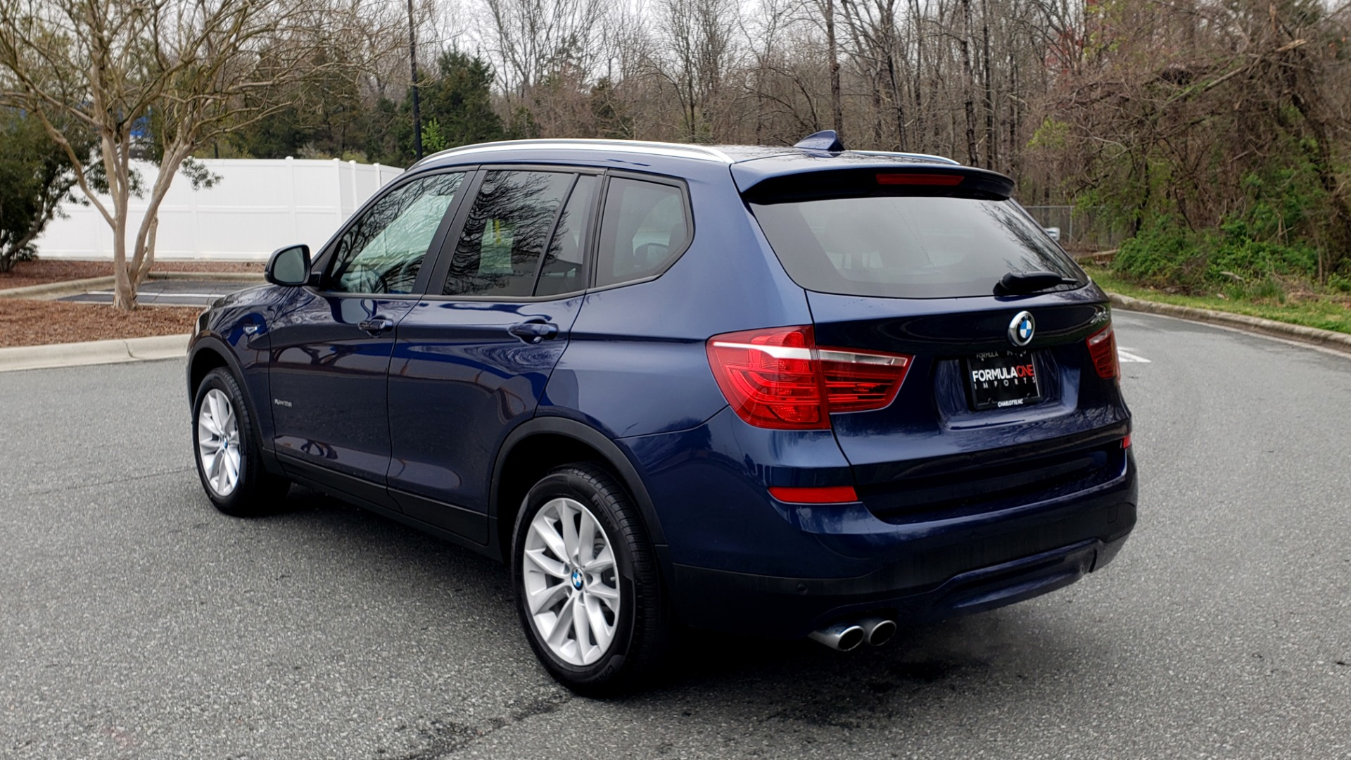 Used 2017 BMW X3 XDRIVE28I PREMIUM / DRVR ASST / CLD WTHR / REARVIEW for sale Sold at Formula Imports in Charlotte NC 28227 3