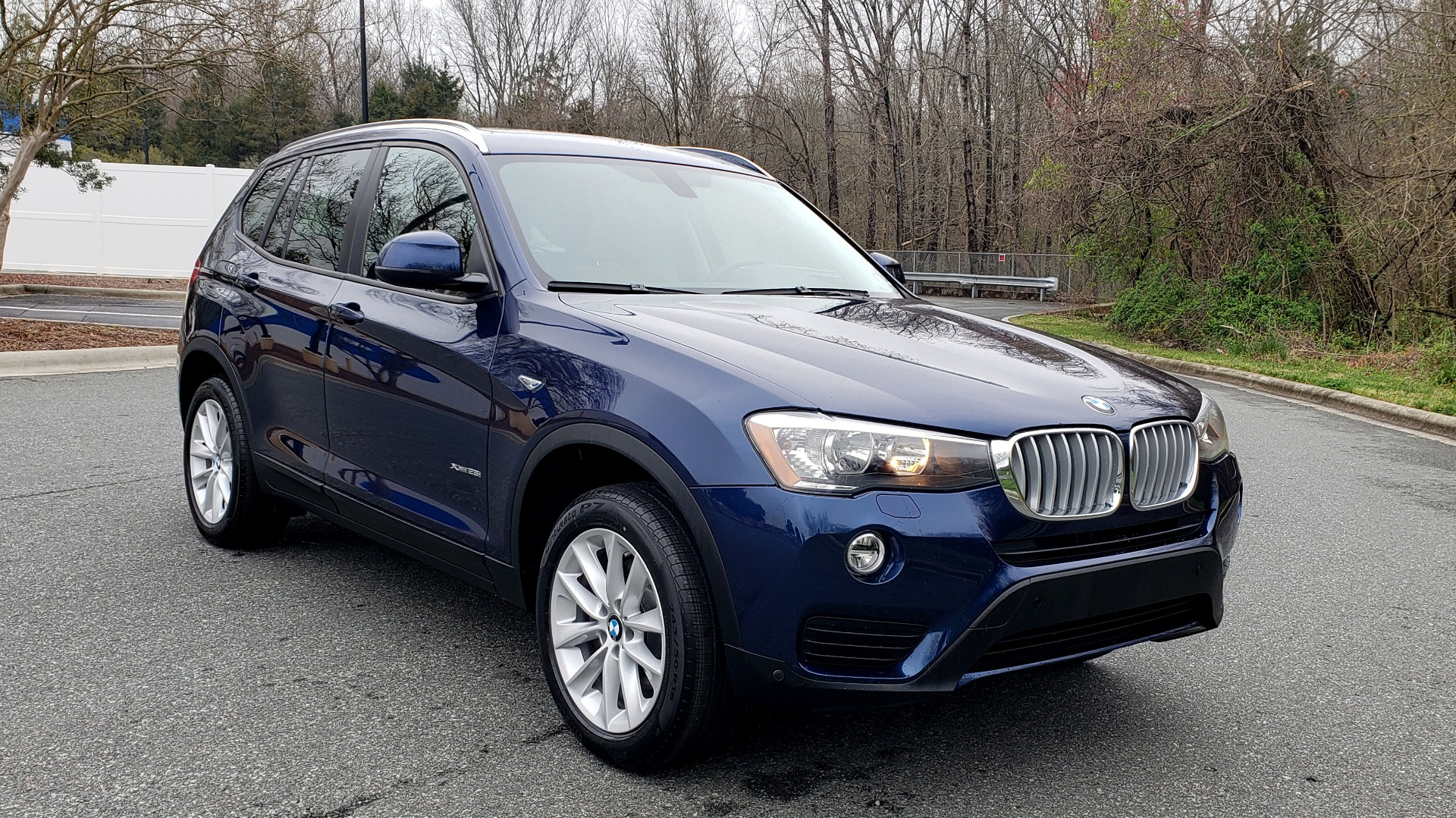 Used 2017 BMW X3 XDRIVE28I PREMIUM / DRVR ASST / CLD WTHR / REARVIEW for sale Sold at Formula Imports in Charlotte NC 28227 4