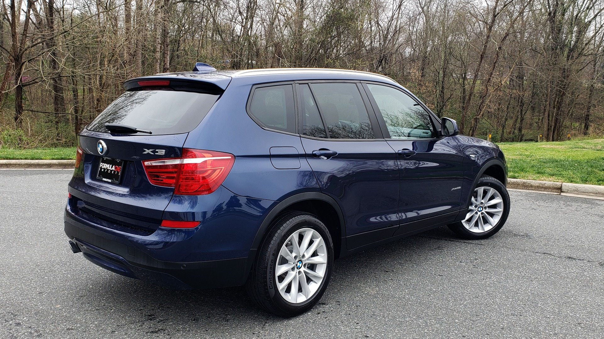 Used 2017 BMW X3 XDRIVE28I PREMIUM / DRVR ASST / CLD WTHR / REARVIEW for sale Sold at Formula Imports in Charlotte NC 28227 6