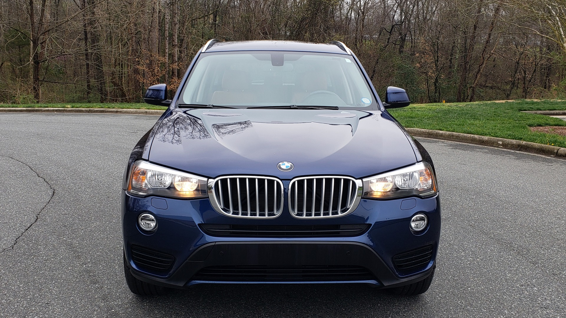 Used 2017 BMW X3 XDRIVE28I PREMIUM / DRVR ASST / CLD WTHR / REARVIEW for sale Sold at Formula Imports in Charlotte NC 28227 76