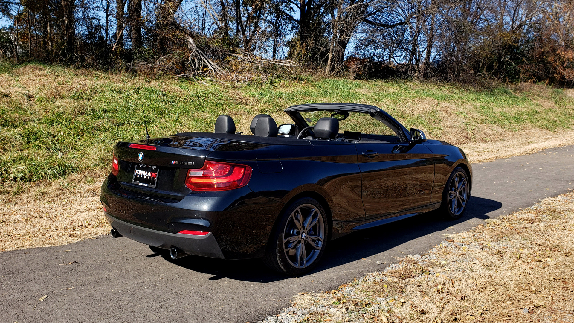 Used 2016 BMW 2 SERIES M235i CONV / DRVR ASST PLUS / TECH / HTD STS / H/K SOUND for sale Sold at Formula Imports in Charlotte NC 28227 18