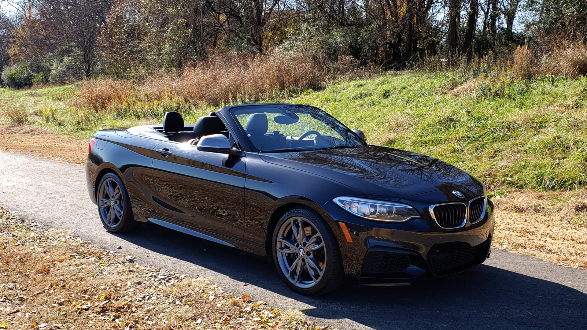 Used 2016 BMW 2 SERIES M235i CONV / DRVR ASST PLUS / TECH / HTD STS / H/K SOUND for sale Sold at Formula Imports in Charlotte NC 28227 20