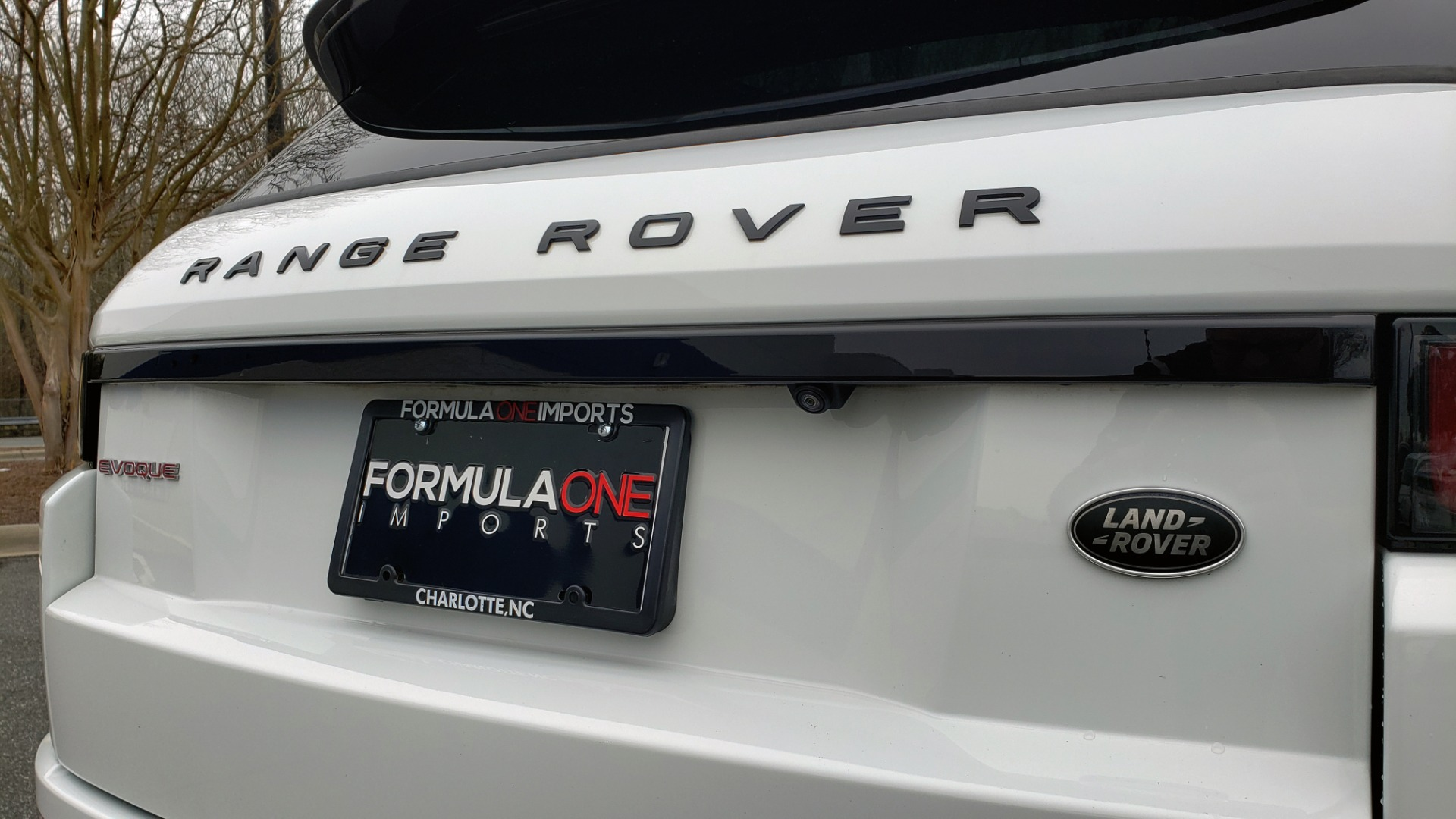 Used 2016 Land Rover RANGE ROVER EVOQUE HSE DYNAMIC / AWD / NAV / PANO-ROOF / REARVIEW / 22-IN WHEELS for sale Sold at Formula Imports in Charlotte NC 28227 35