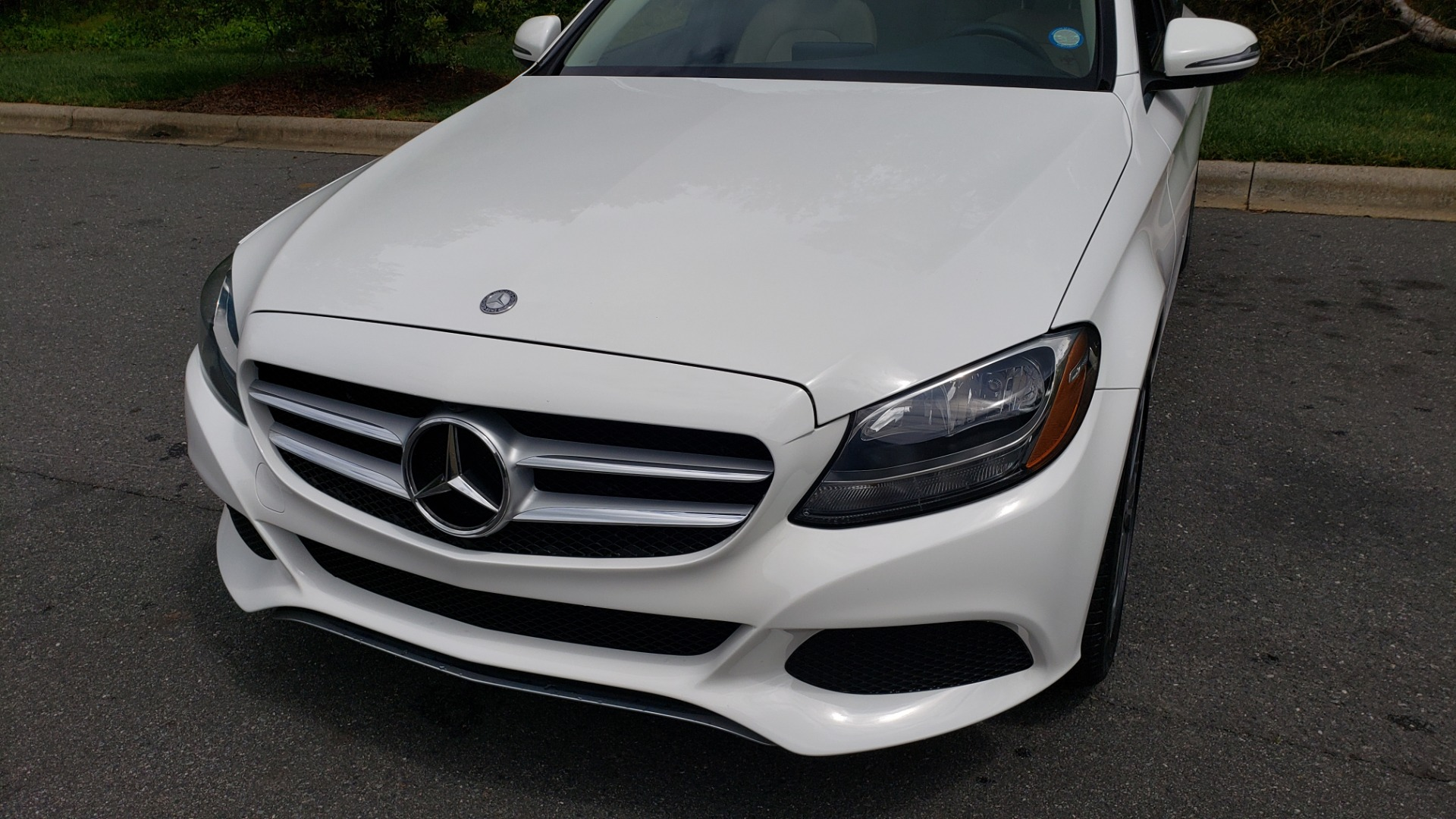 Used 2017 Mercedes-Benz C-Class C 300 PREMIUM / NAV / PANO-ROOF / HTD STS / REARVIEW for sale Sold at Formula Imports in Charlotte NC 28227 20