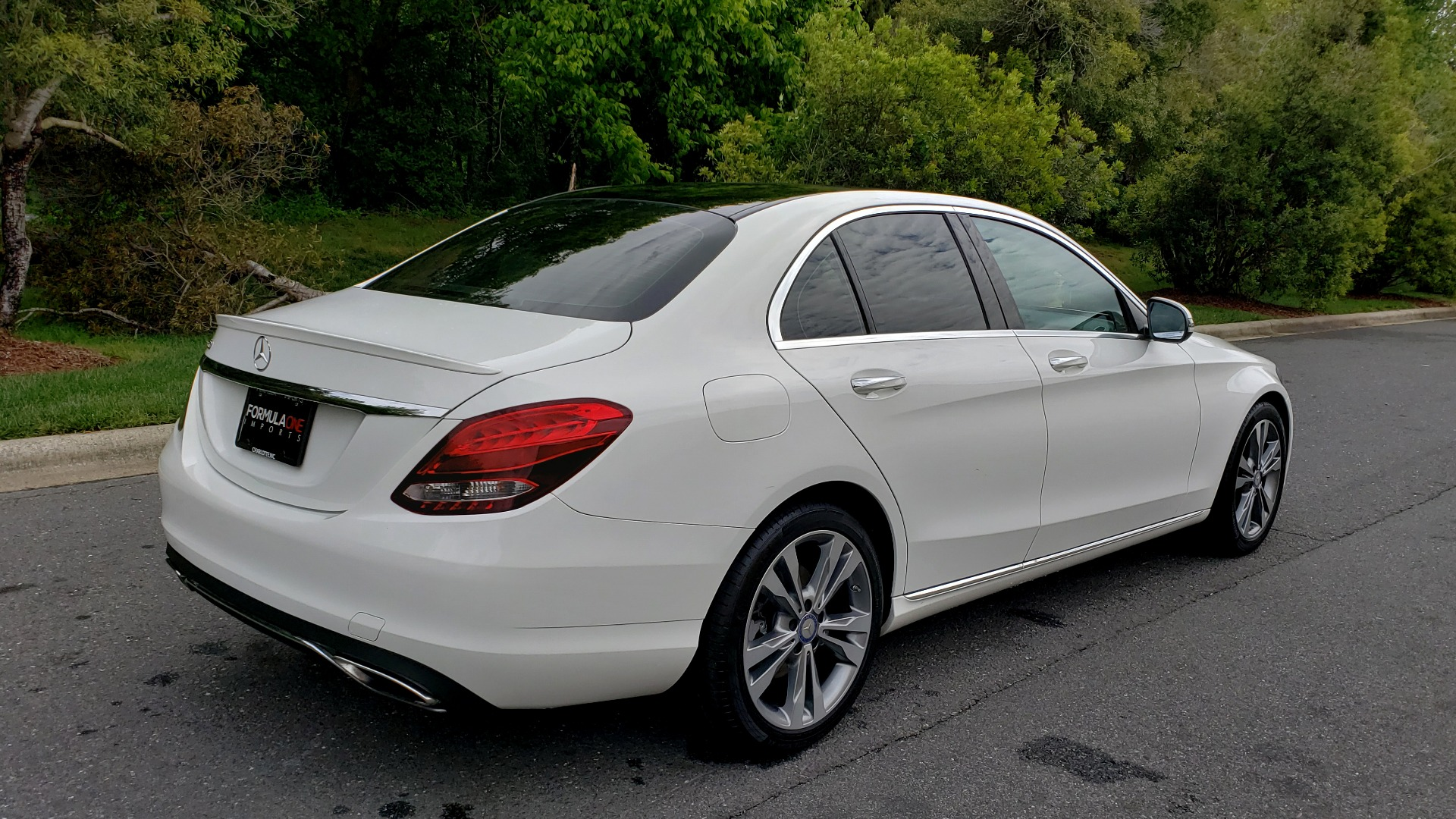 Used 2017 Mercedes-Benz C-Class C 300 PREMIUM / NAV / PANO-ROOF / HTD STS / REARVIEW for sale Sold at Formula Imports in Charlotte NC 28227 6