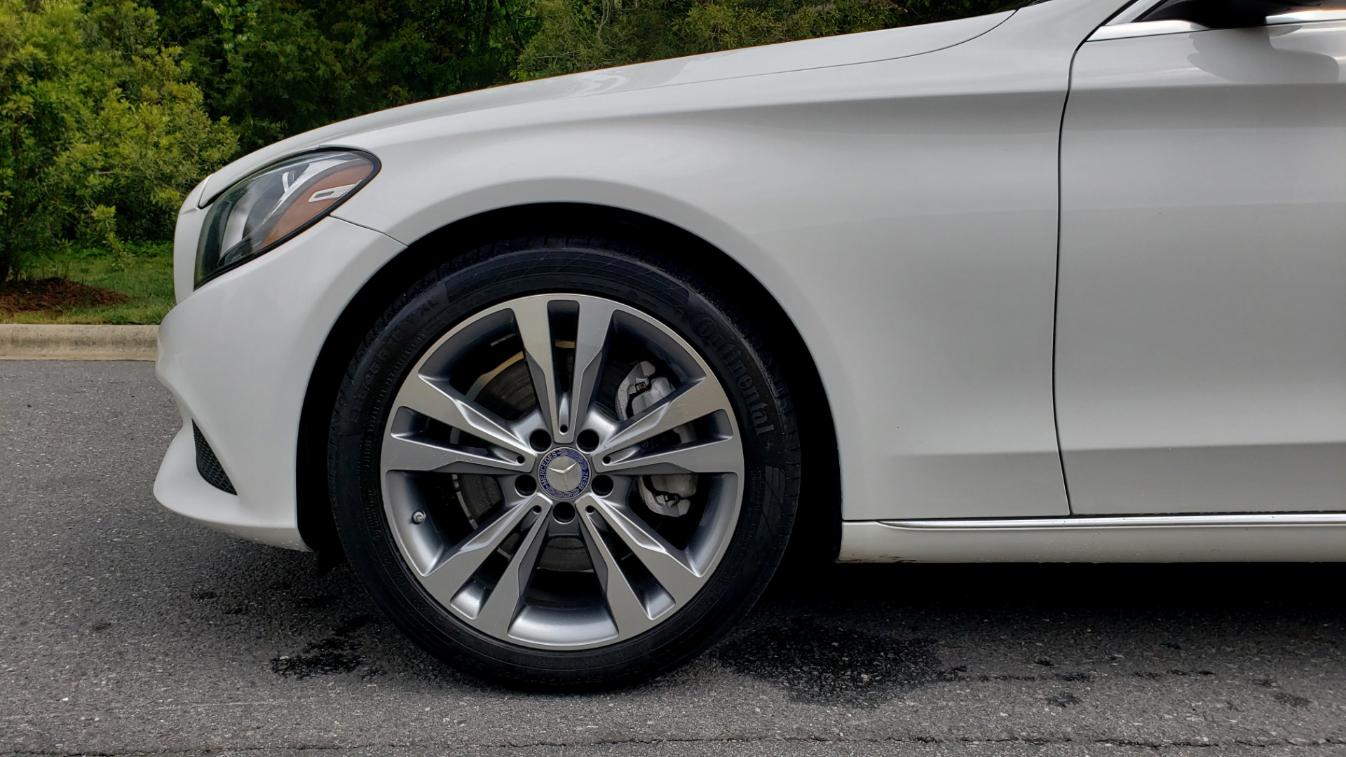 Used 2017 Mercedes-Benz C-Class C 300 PREMIUM / NAV / PANO-ROOF / HTD STS / REARVIEW for sale Sold at Formula Imports in Charlotte NC 28227 71