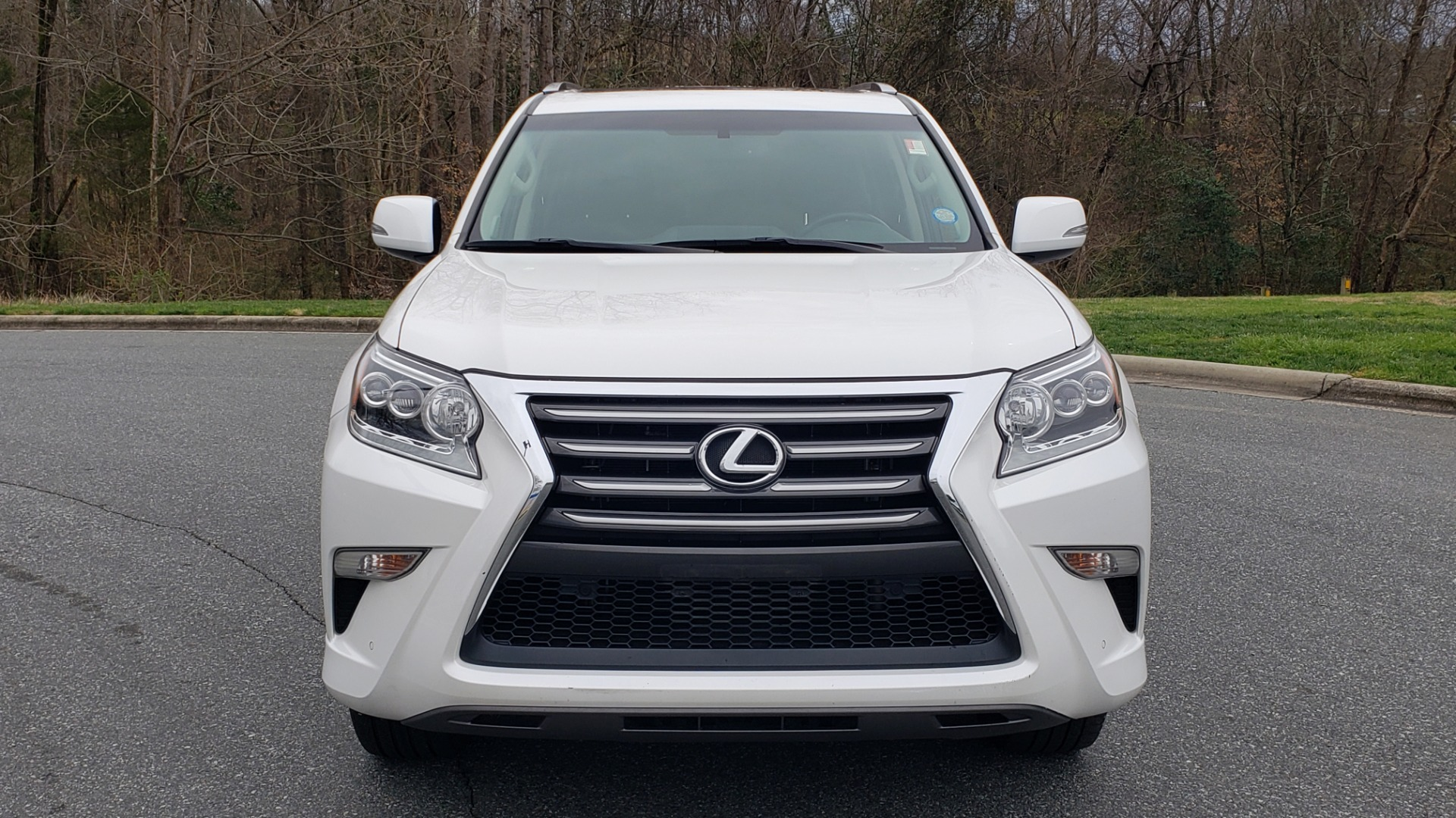 Used 2017 Lexus GX 460 4WD / NAV / VENT STS / SUNROOF / PARK ASST / BSM for sale Sold at Formula Imports in Charlotte NC 28227 26