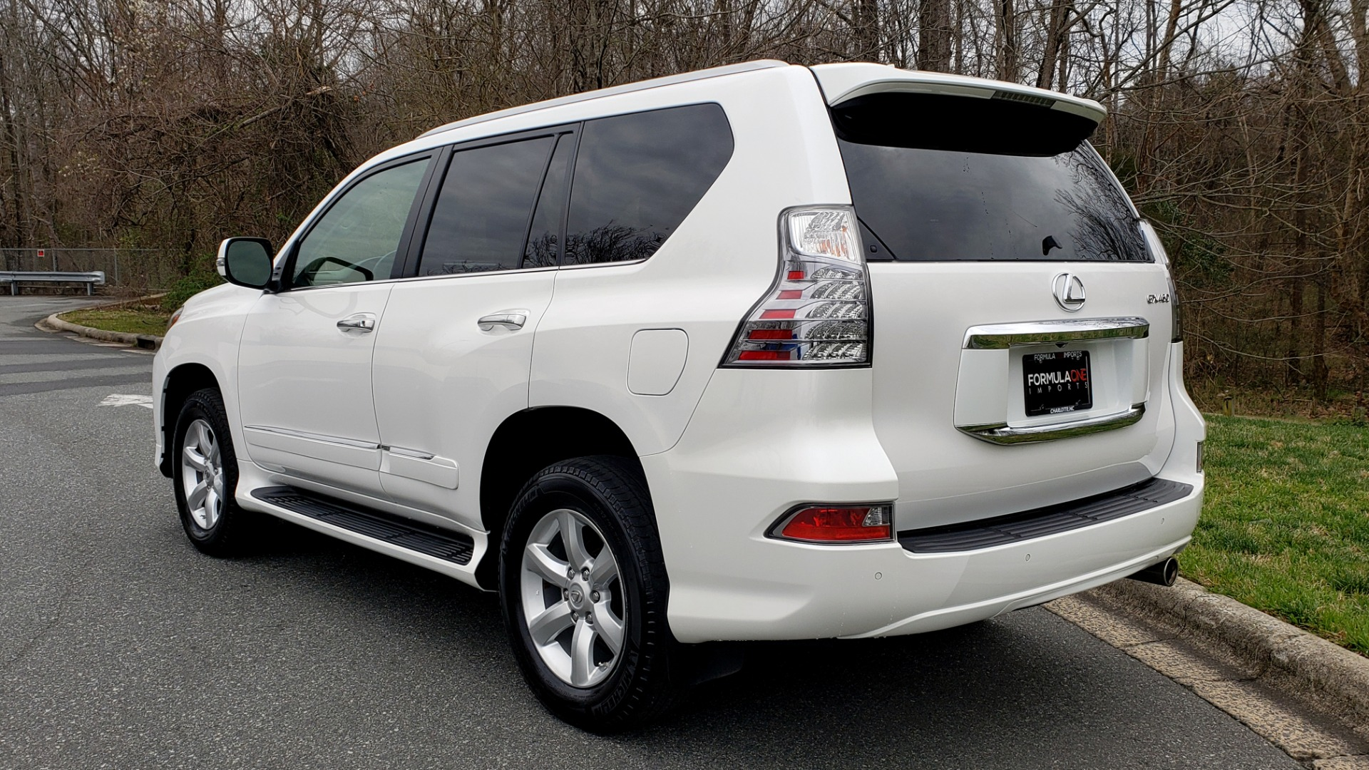 Used 2017 Lexus GX 460 4WD / NAV / VENT STS / SUNROOF / PARK ASST / BSM for sale Sold at Formula Imports in Charlotte NC 28227 3