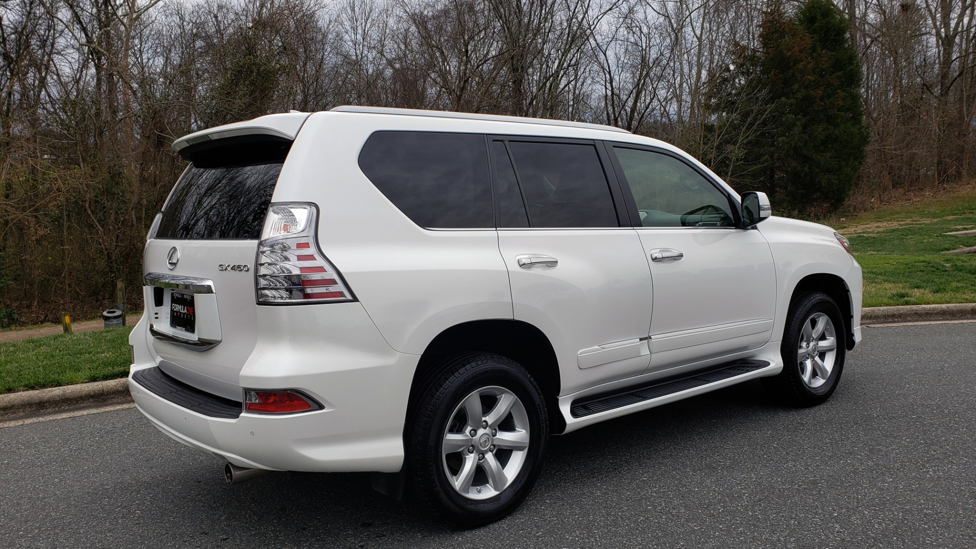 Used 2017 Lexus GX 460 4WD / NAV / VENT STS / SUNROOF / PARK ASST / BSM for sale Sold at Formula Imports in Charlotte NC 28227 6