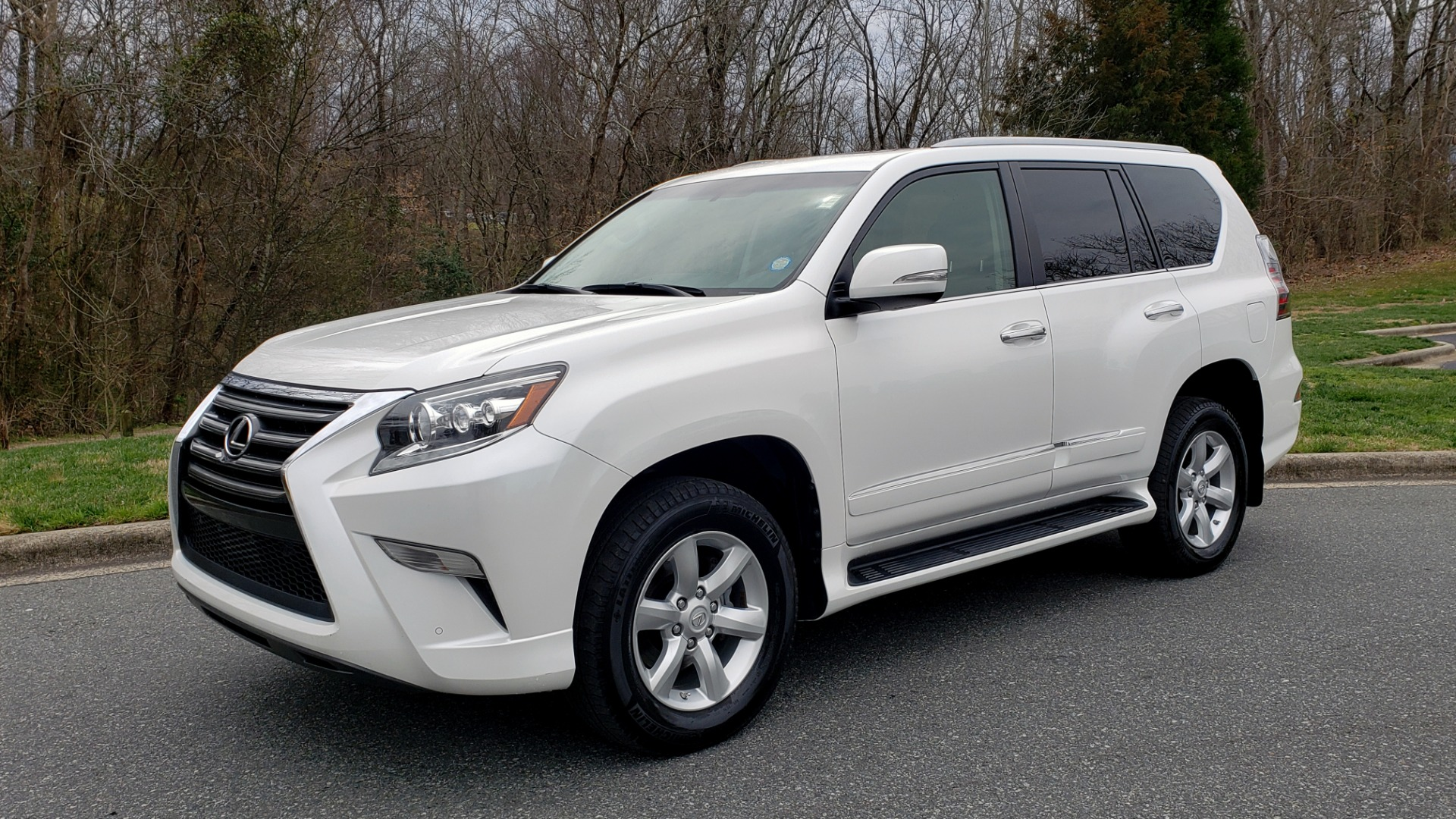 Used 2017 Lexus GX 460 4WD / NAV / VENT STS / SUNROOF / PARK ASST / BSM for sale Sold at Formula Imports in Charlotte NC 28227 1