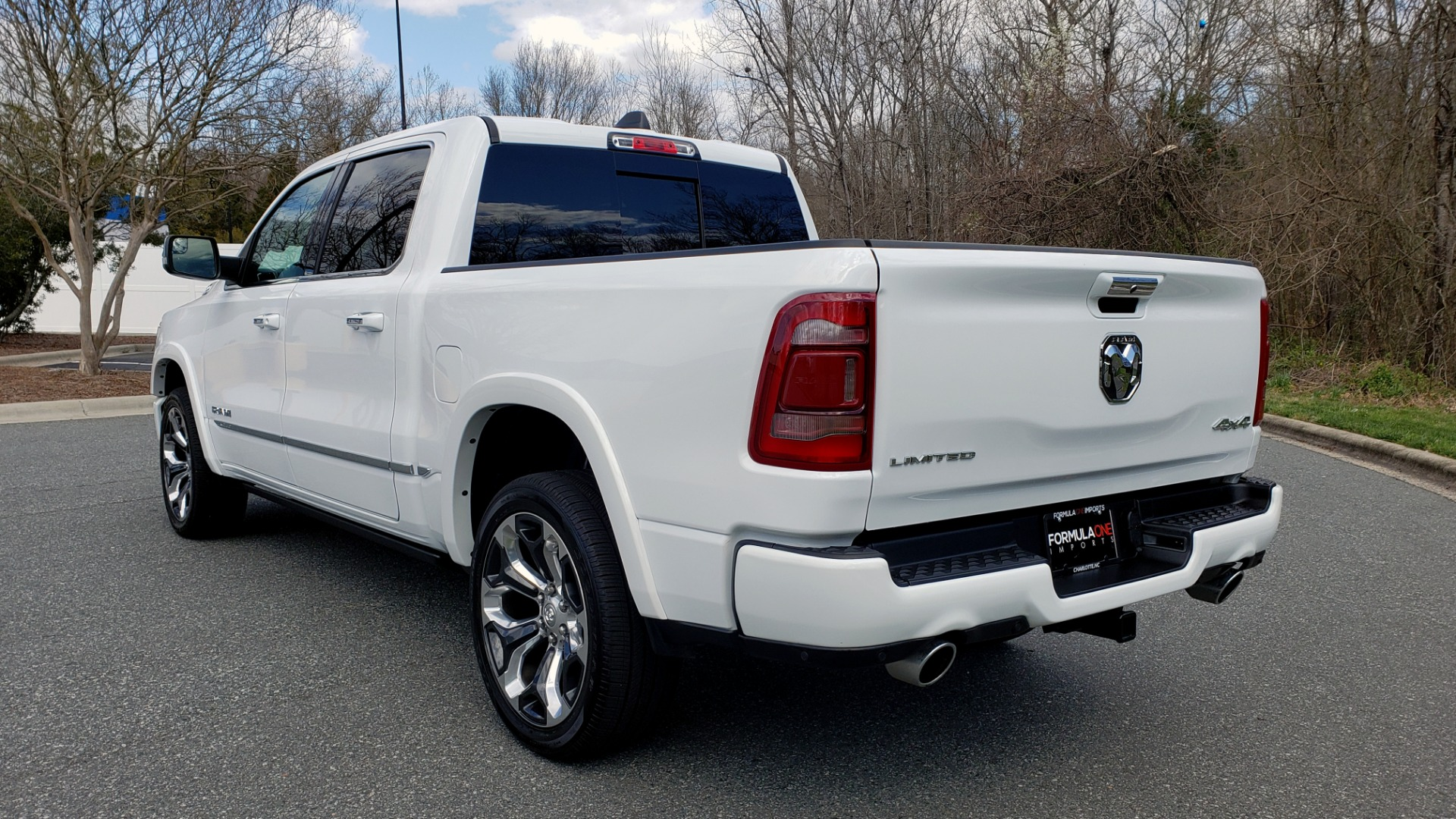 Used 2020 Ram 1500 LIMITED 4X4 / NAV / PANO-ROOF / PARK ASST / REARVIEW / HK SND for sale Sold at Formula Imports in Charlotte NC 28227 4