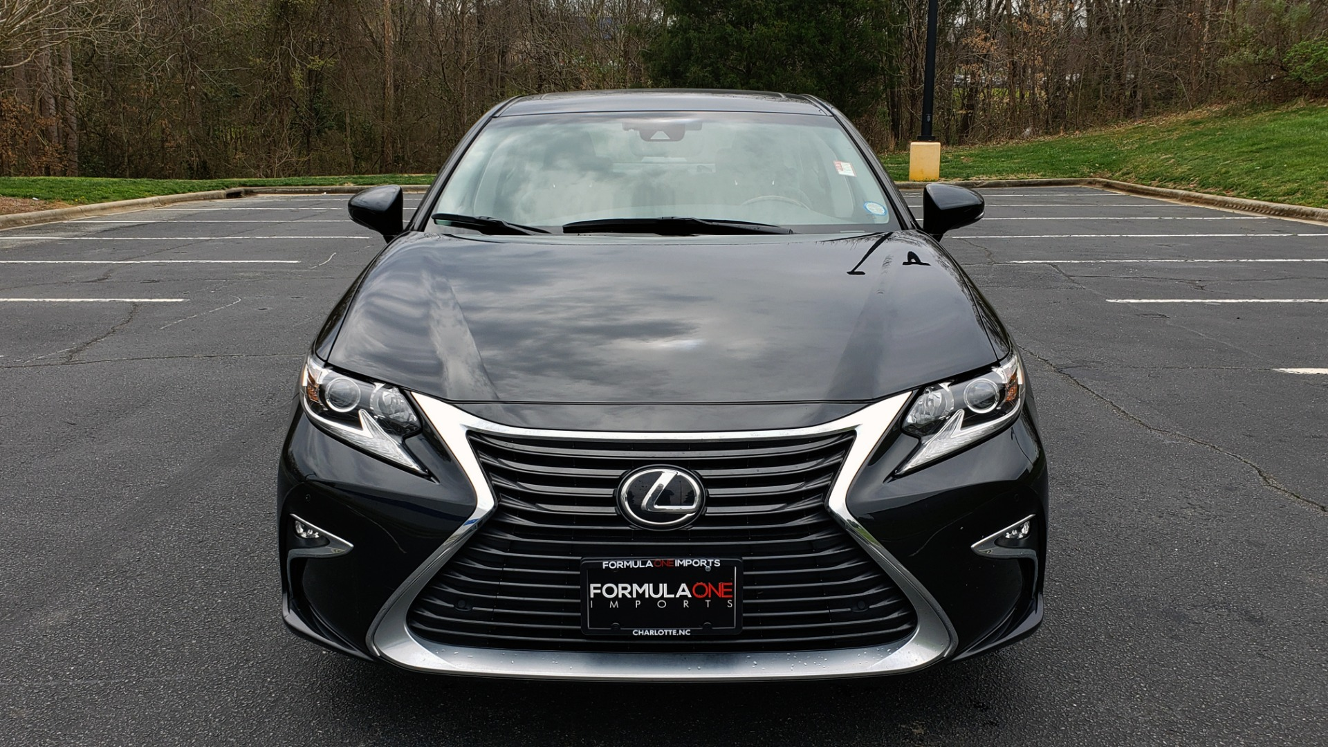 Used 2017 Lexus ES 350 PREMIUM / SUNROOF / PARK ASST / BSM / VENT SEATS / REARVIEW for sale Sold at Formula Imports in Charlotte NC 28227 22
