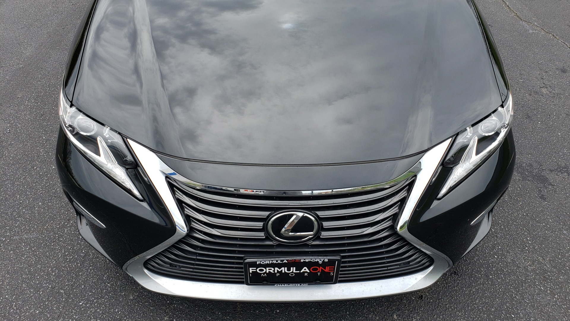 Used 2017 Lexus ES 350 PREMIUM / SUNROOF / PARK ASST / BSM / VENT SEATS / REARVIEW for sale Sold at Formula Imports in Charlotte NC 28227 25