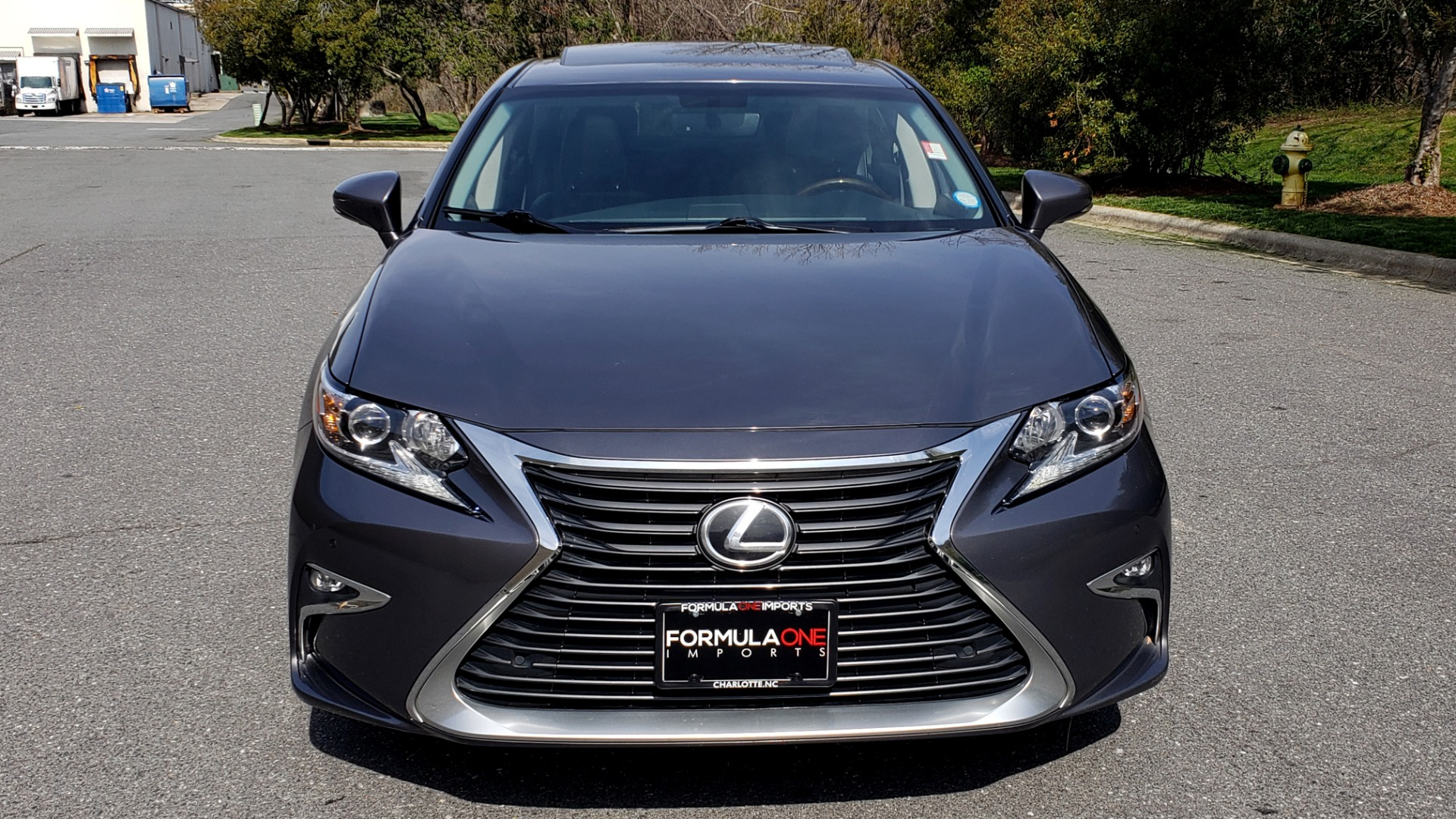 Used 2016 Lexus ES 350 4-DR PREMIUM / SUNROOF / BSM / REARVIEW / VENT STS for sale Sold at Formula Imports in Charlotte NC 28227 18