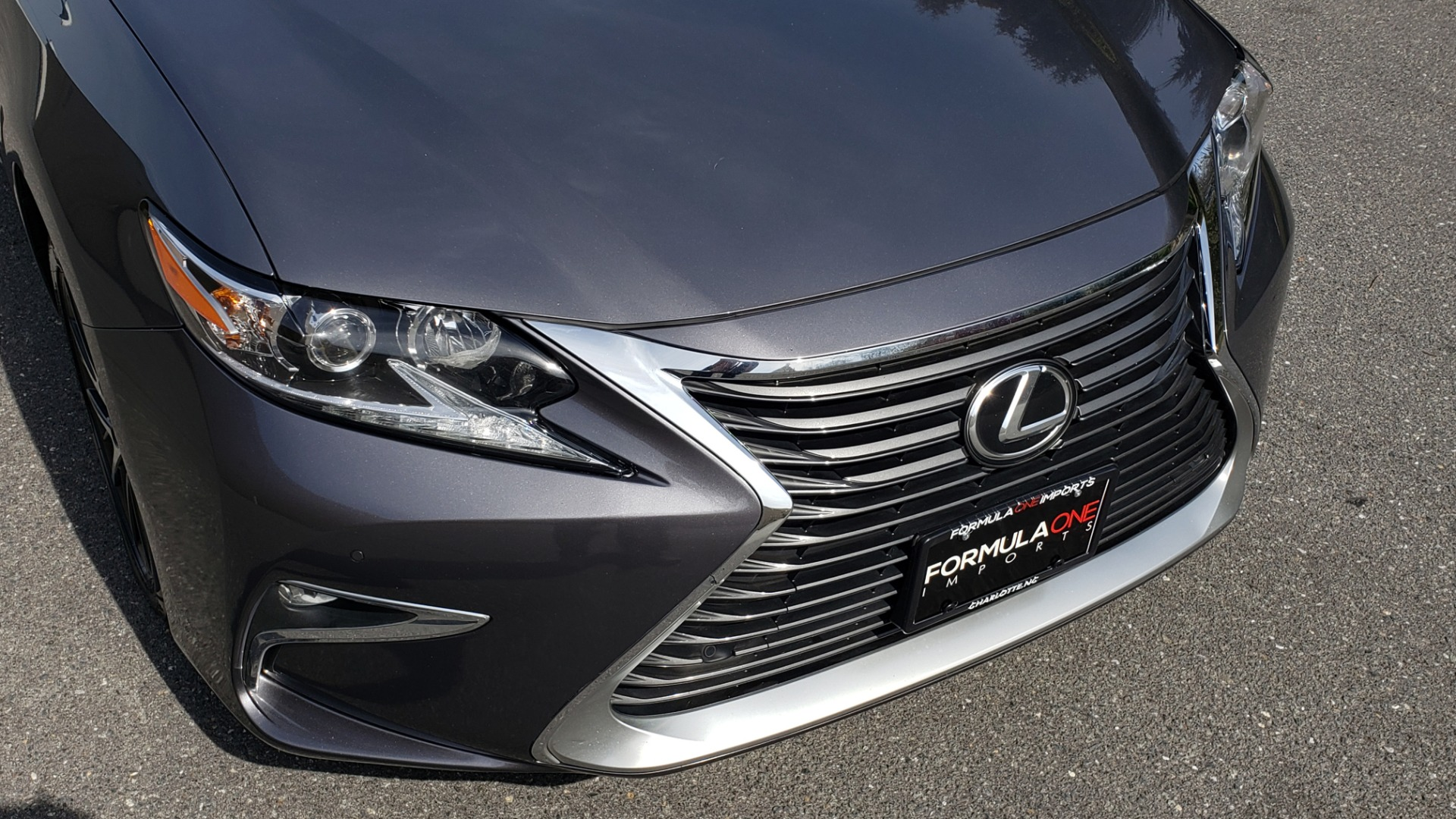 Used 2016 Lexus ES 350 4-DR PREMIUM / SUNROOF / BSM / REARVIEW / VENT STS for sale Sold at Formula Imports in Charlotte NC 28227 21