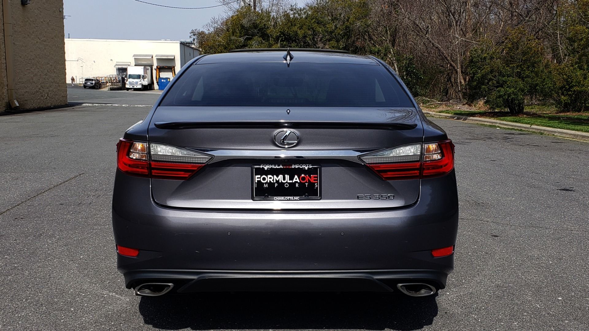 Used 2016 Lexus ES 350 4-DR PREMIUM / SUNROOF / BSM / REARVIEW / VENT STS for sale Sold at Formula Imports in Charlotte NC 28227 25