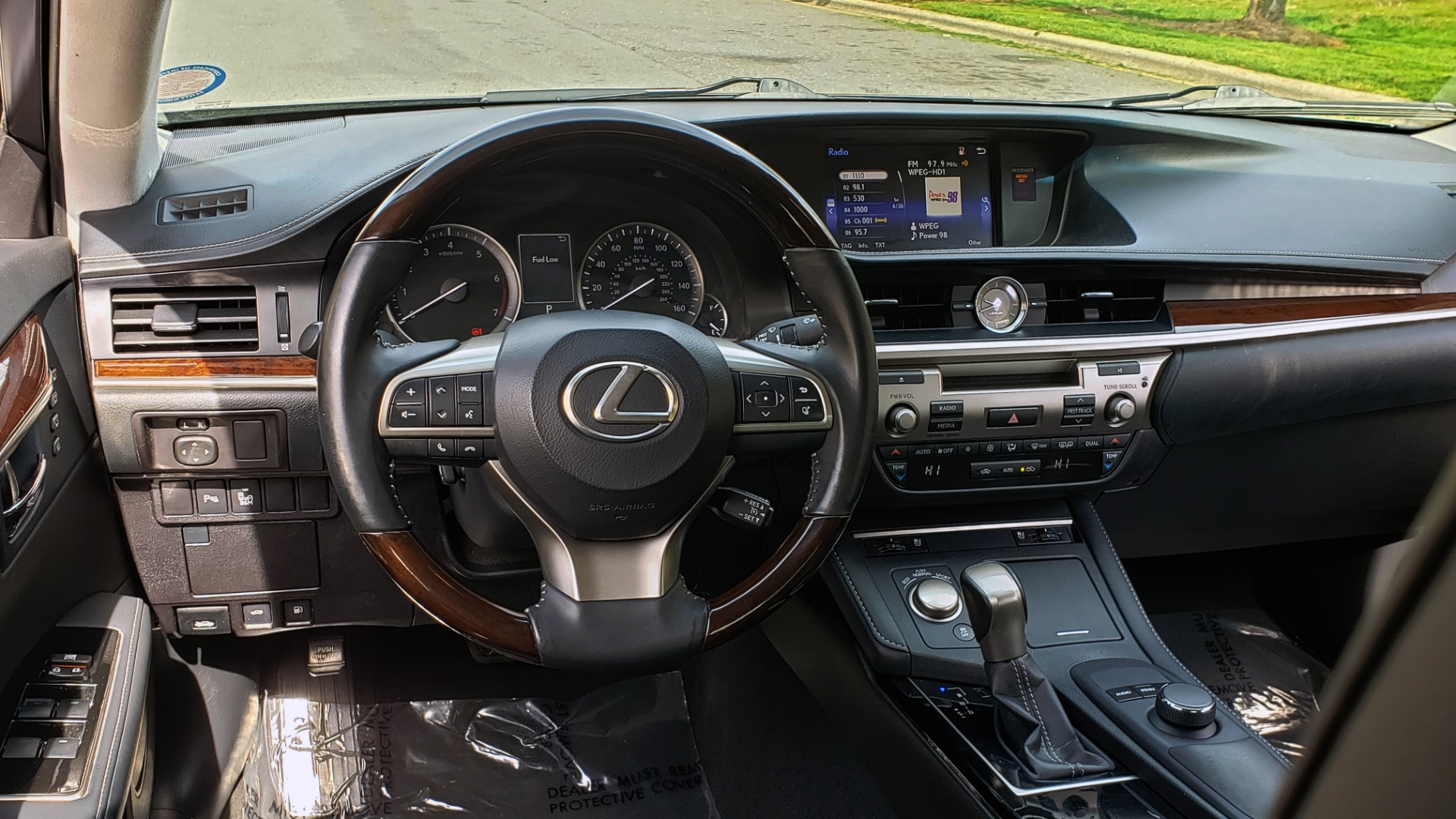 Used 2016 Lexus ES 350 4-DR PREMIUM / SUNROOF / BSM / REARVIEW / VENT STS for sale Sold at Formula Imports in Charlotte NC 28227 35