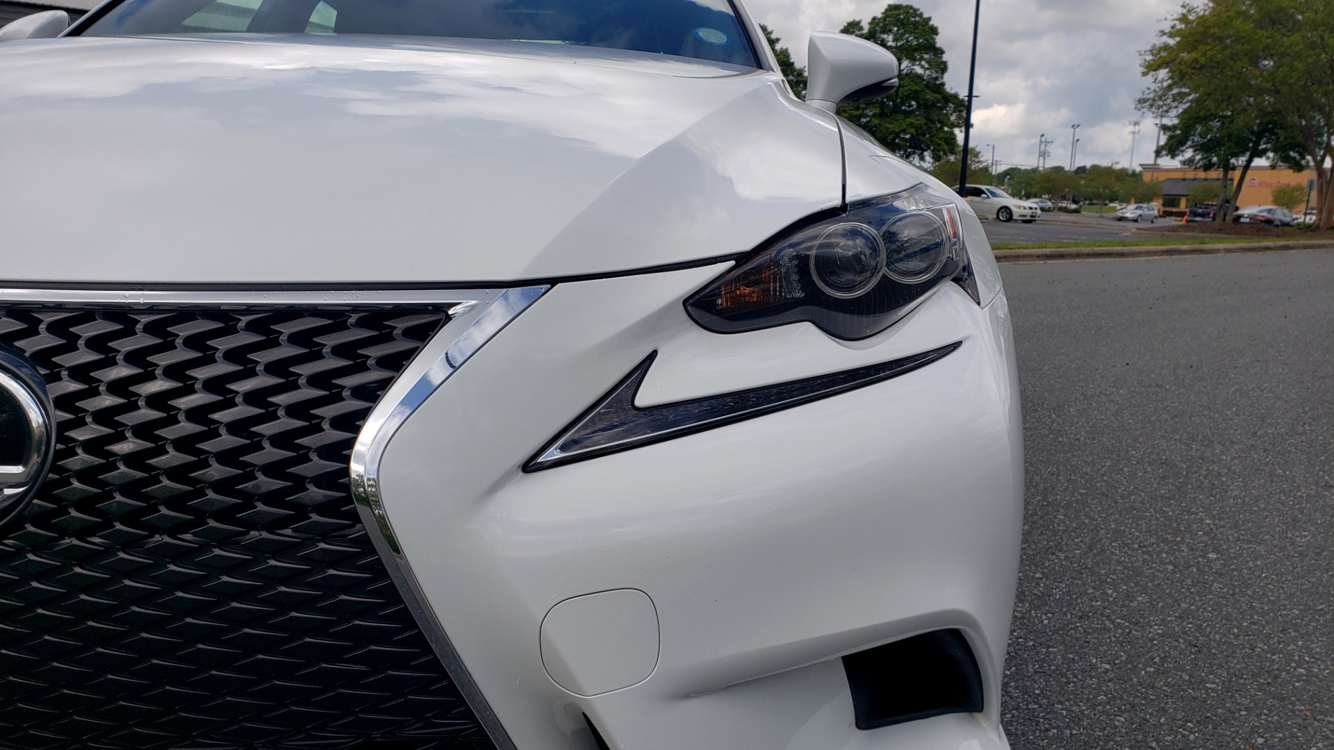 Used 2016 Lexus IS 350 F-SPORT / NAV / BSM / SUNROOF / REARVIEW / VENT SEATS for sale Sold at Formula Imports in Charlotte NC 28227 19