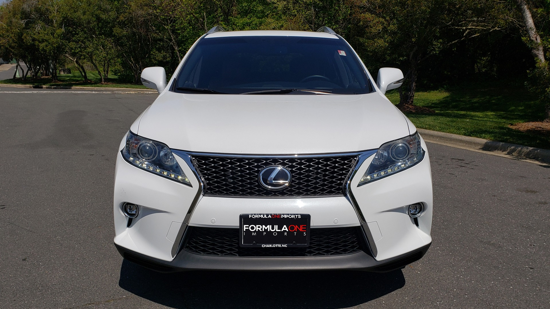 Used 2015 Lexus RX 350 AWD F-SPORT / NAV / SUNBROOF / REARVIEW / BSM / PARK ASST for sale Sold at Formula Imports in Charlotte NC 28227 16