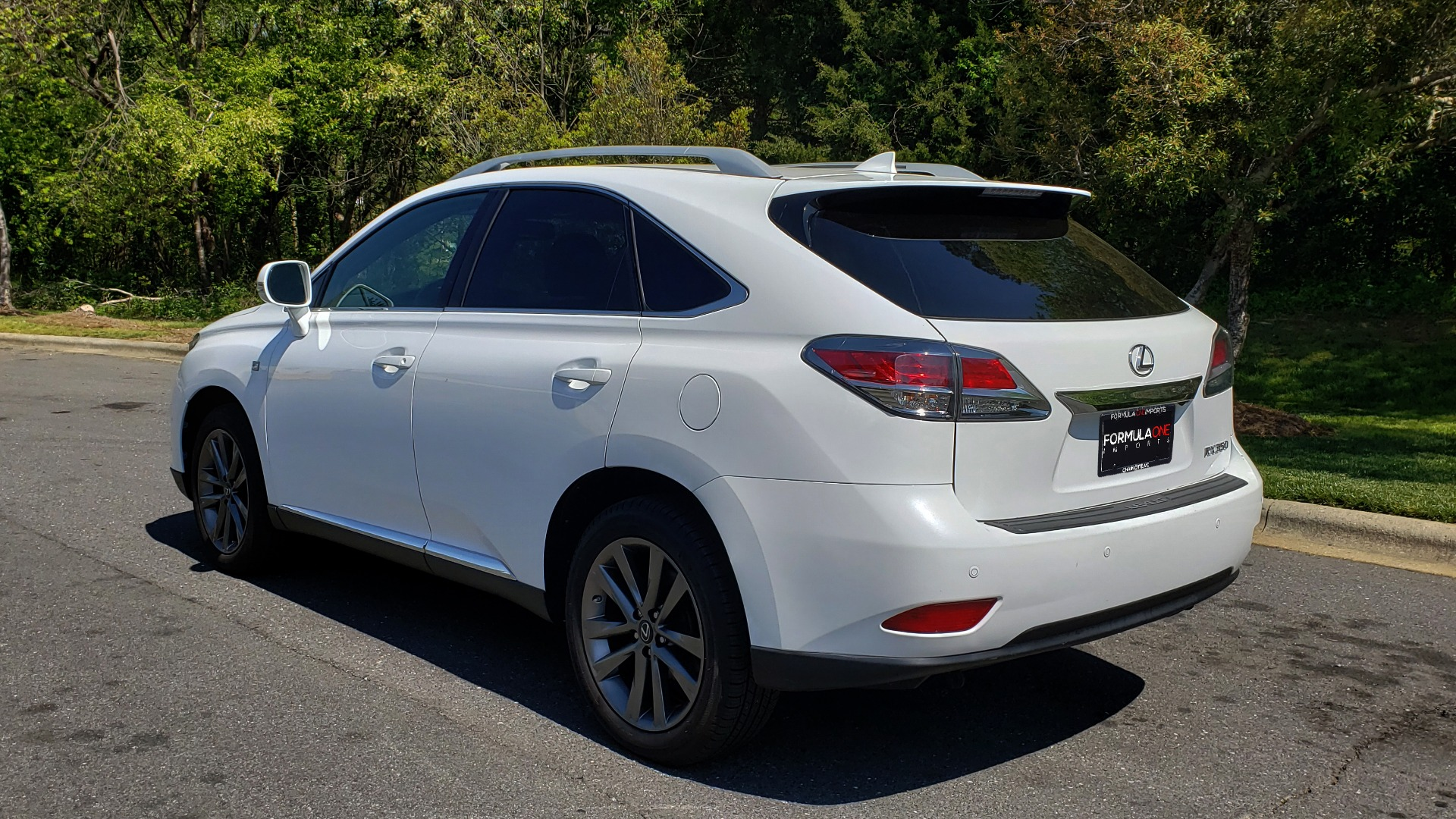 Used 2015 Lexus RX 350 AWD F-SPORT / NAV / SUNBROOF / REARVIEW / BSM / PARK ASST for sale Sold at Formula Imports in Charlotte NC 28227 3