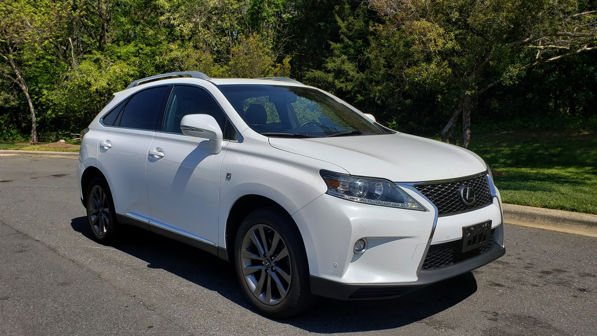 Used 2015 Lexus RX 350 AWD F-SPORT / NAV / SUNBROOF / REARVIEW / BSM / PARK ASST for sale Sold at Formula Imports in Charlotte NC 28227 4