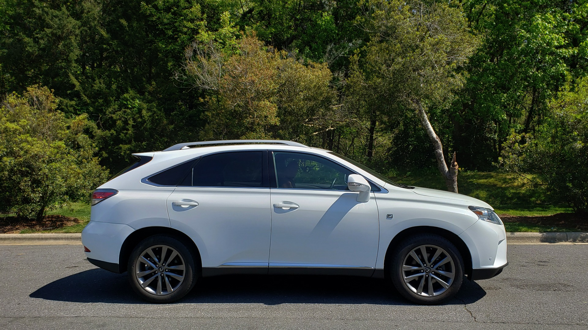 Used 2015 Lexus RX 350 AWD F-SPORT / NAV / SUNBROOF / REARVIEW / BSM / PARK ASST for sale Sold at Formula Imports in Charlotte NC 28227 5