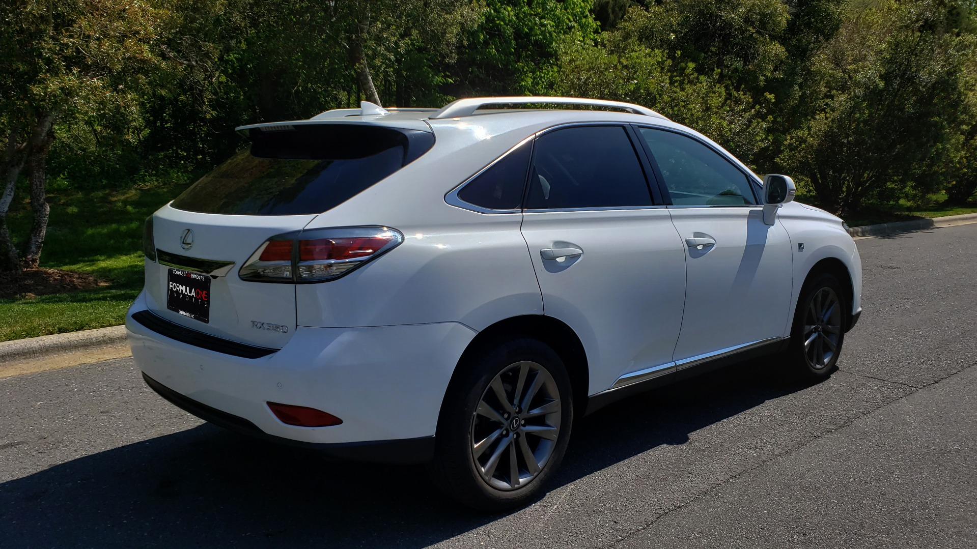 Used 2015 Lexus RX 350 AWD F-SPORT / NAV / SUNBROOF / REARVIEW / BSM / PARK ASST for sale Sold at Formula Imports in Charlotte NC 28227 6