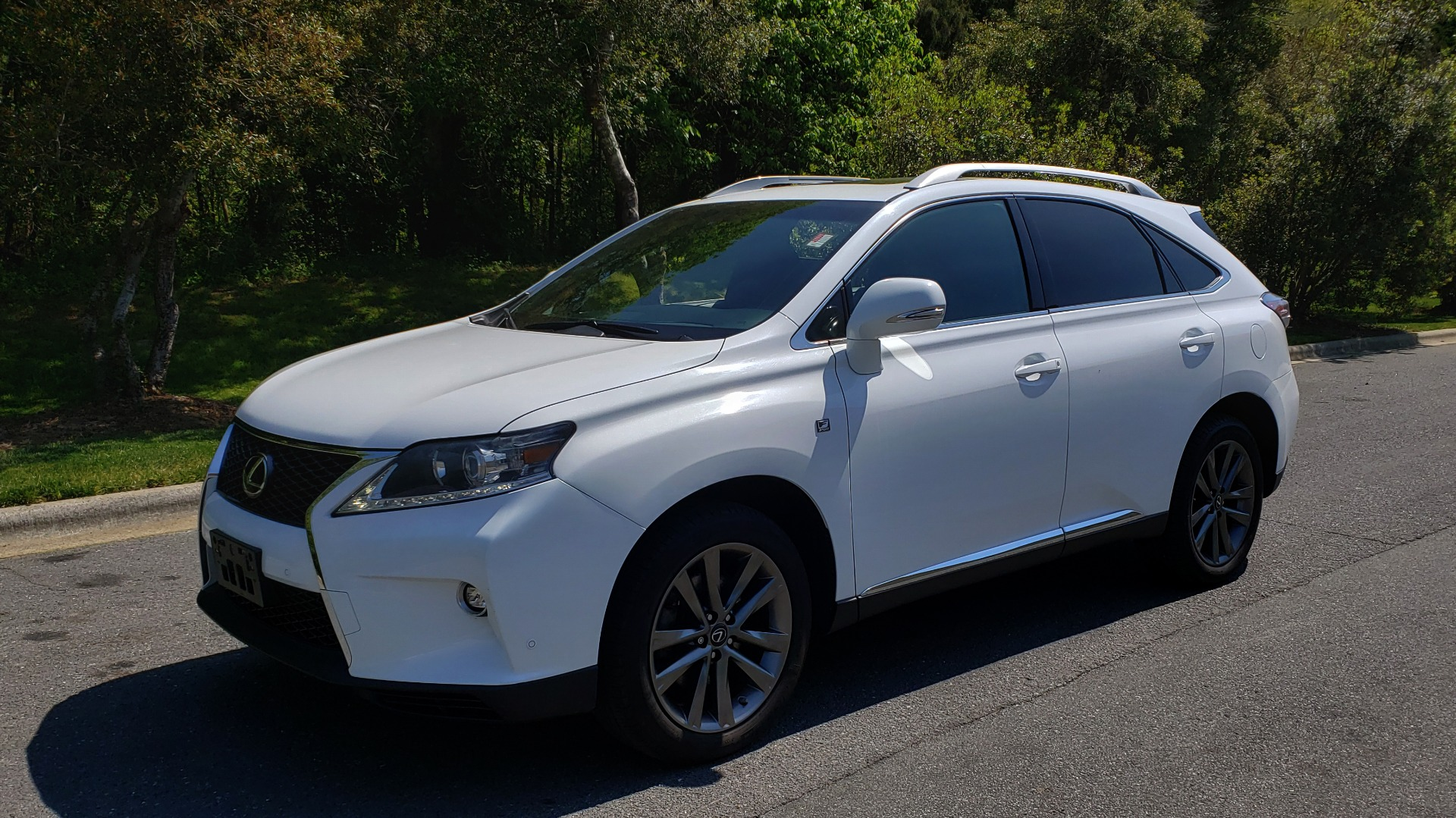 Used 2015 Lexus RX 350 AWD F-SPORT / NAV / SUNBROOF / REARVIEW / BSM / PARK ASST for sale Sold at Formula Imports in Charlotte NC 28227 1