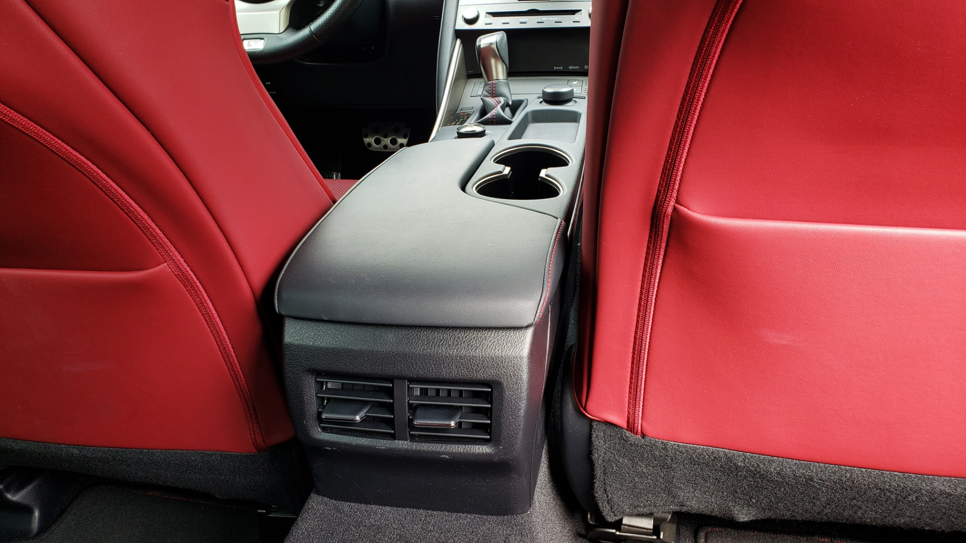 Used 2017 Lexus IS 200T F-SPORT / SUNROOF / REARVIEW / VENT SEATS for sale Sold at Formula Imports in Charlotte NC 28227 71