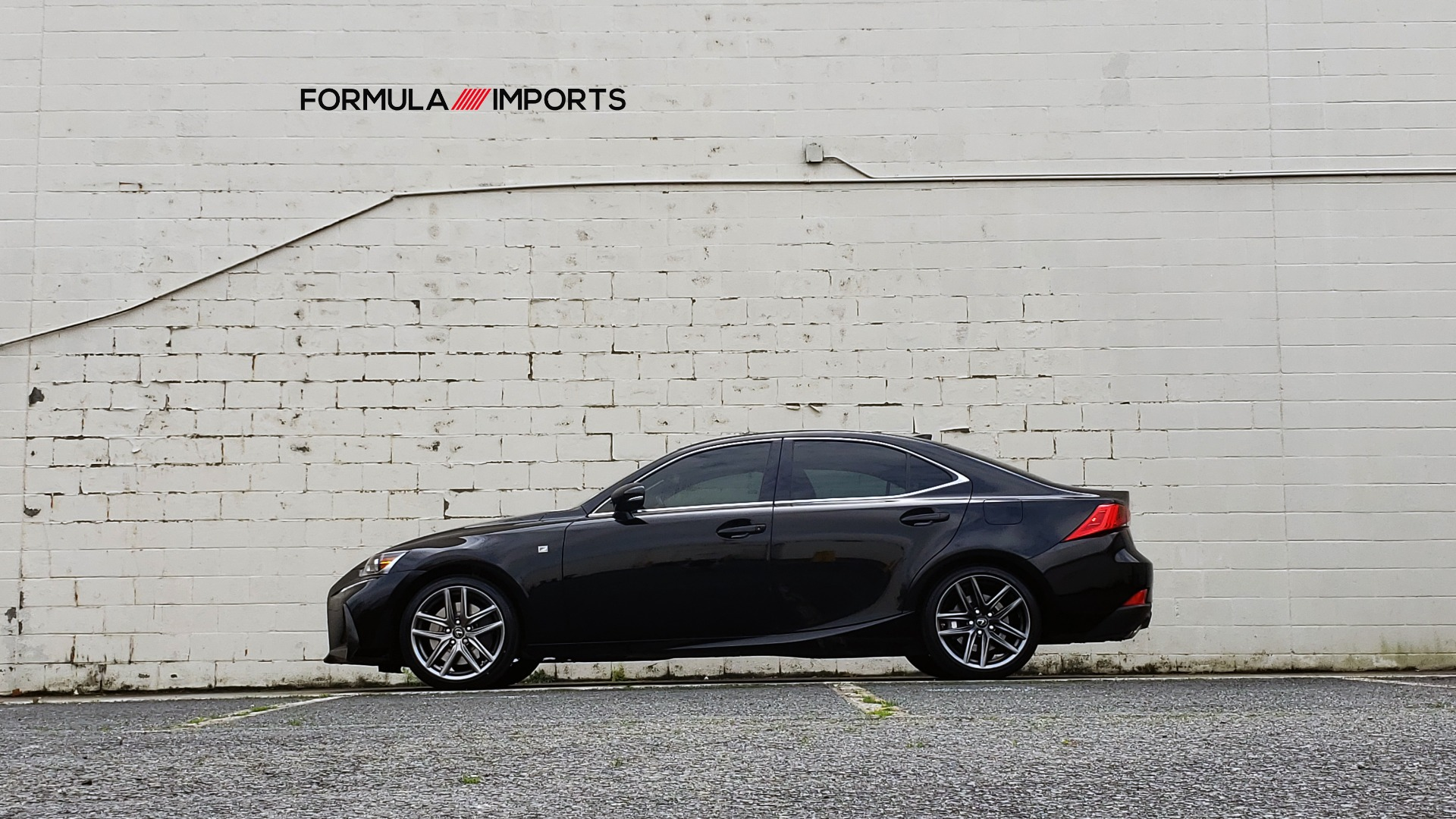 Used 2017 Lexus IS 200T F-SPORT / SUNROOF / REARVIEW / VENT SEATS for sale Sold at Formula Imports in Charlotte NC 28227 89