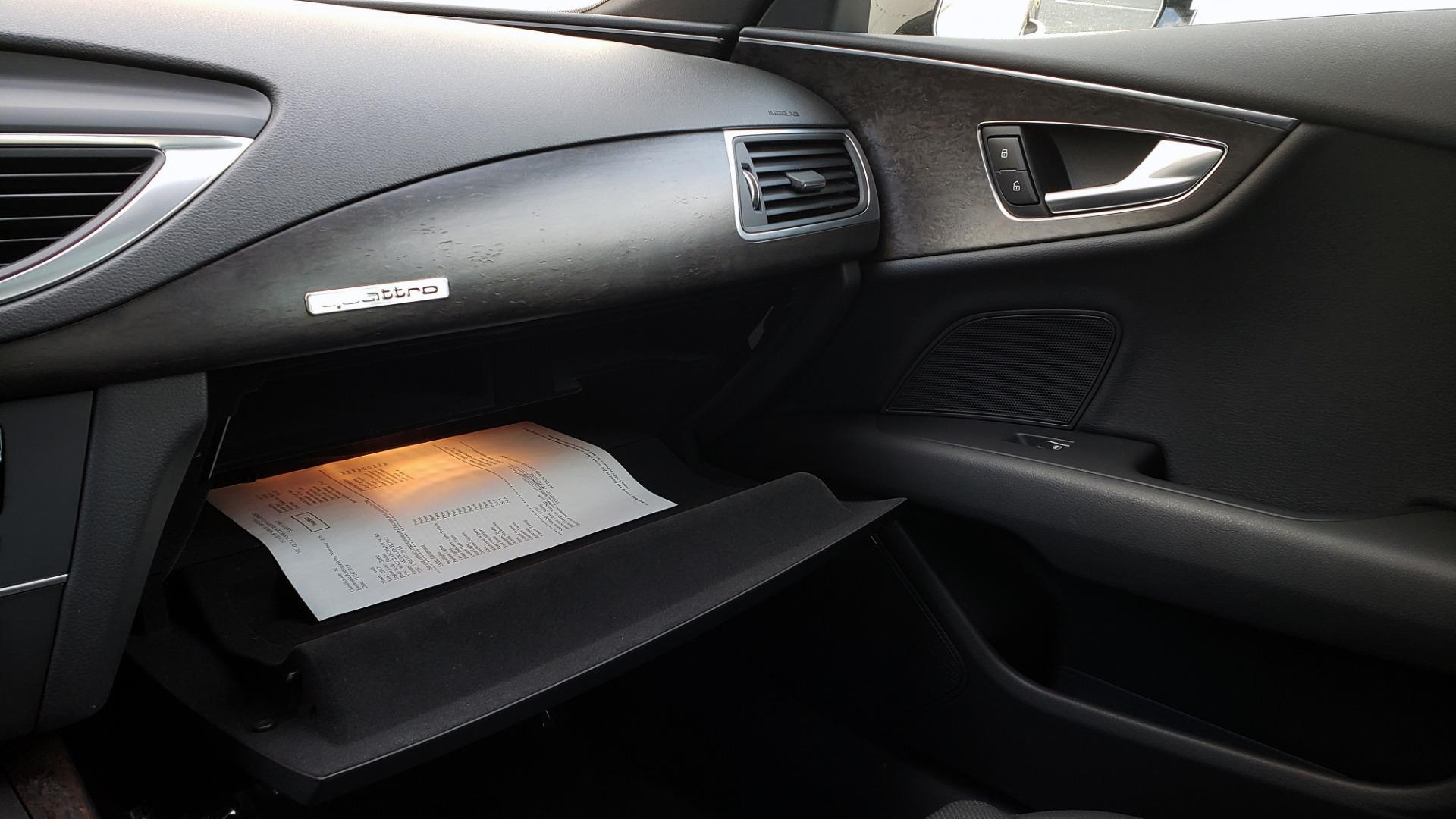 Used 2017 Audi A7 PRESTIGE / DRVR ASST / S-LINE SPORT / NAV / REARVIEW for sale Sold at Formula Imports in Charlotte NC 28227 52