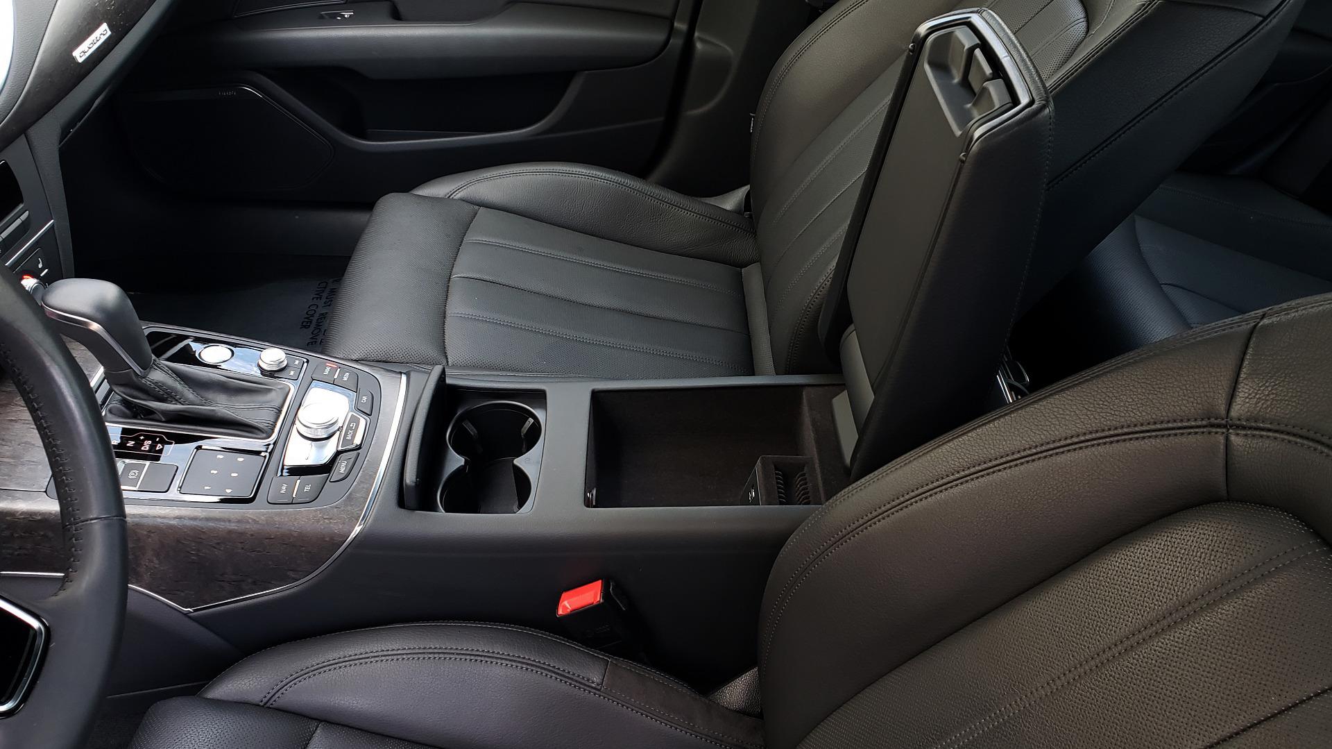 Used 2017 Audi A7 PRESTIGE / DRVR ASST / S-LINE SPORT / NAV / REARVIEW for sale Sold at Formula Imports in Charlotte NC 28227 57