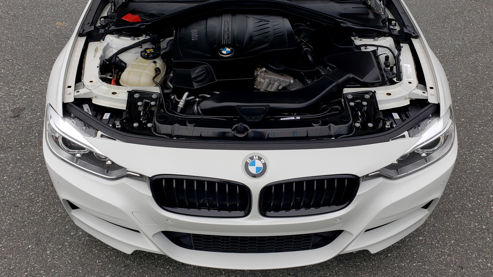 Used 2015 BMW 3 Series 335I M-SPORT / PREM PKG / HK SND / SUNROOF / REARVIEW for sale Sold at Formula Imports in Charlotte NC 28227 11