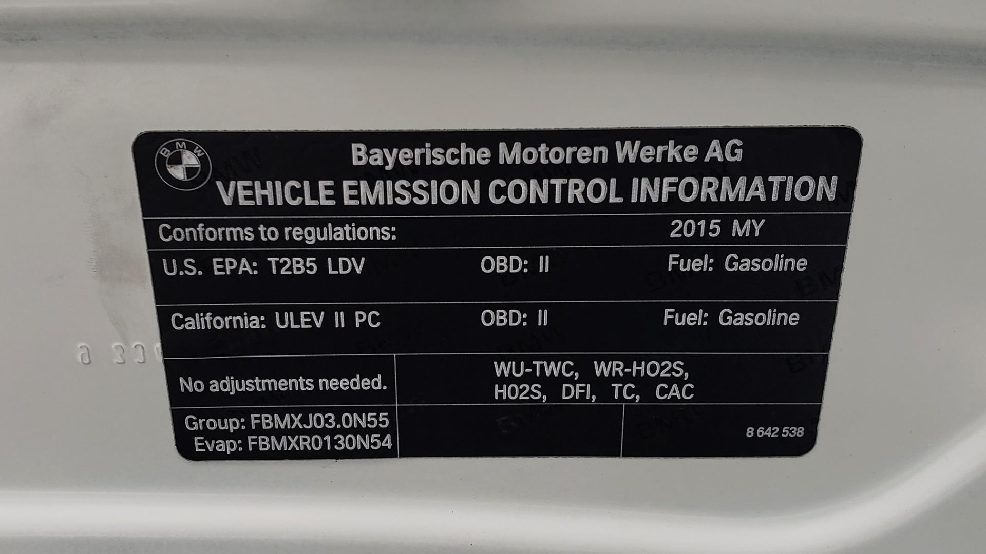 Used 2015 BMW 3 Series 335I M-SPORT / PREM PKG / HK SND / SUNROOF / REARVIEW for sale Sold at Formula Imports in Charlotte NC 28227 14