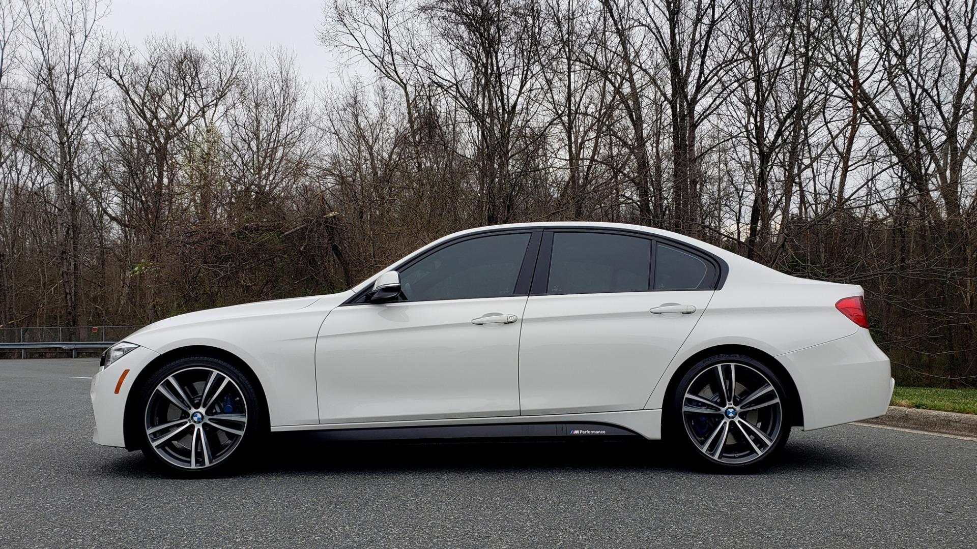 Used 2015 BMW 3 Series 335I M-SPORT / PREM PKG / HK SND / SUNROOF / REARVIEW for sale Sold at Formula Imports in Charlotte NC 28227 2