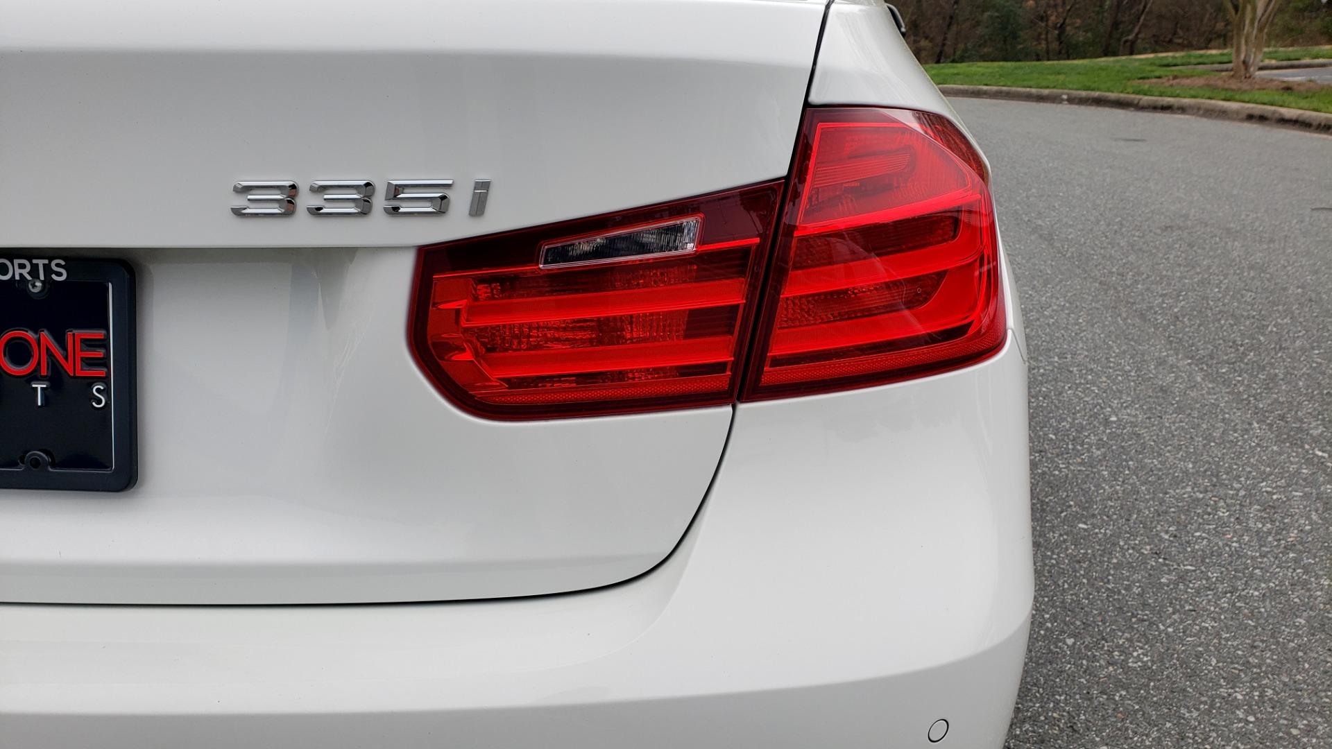Used 2015 BMW 3 Series 335I M-SPORT / PREM PKG / HK SND / SUNROOF / REARVIEW for sale Sold at Formula Imports in Charlotte NC 28227 30