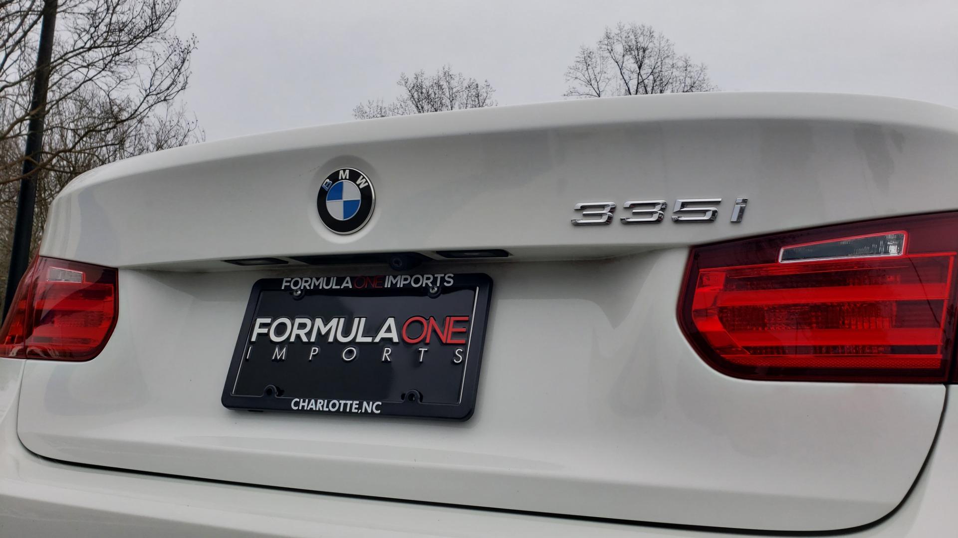 Used 2015 BMW 3 Series 335I M-SPORT / PREM PKG / HK SND / SUNROOF / REARVIEW for sale Sold at Formula Imports in Charlotte NC 28227 31