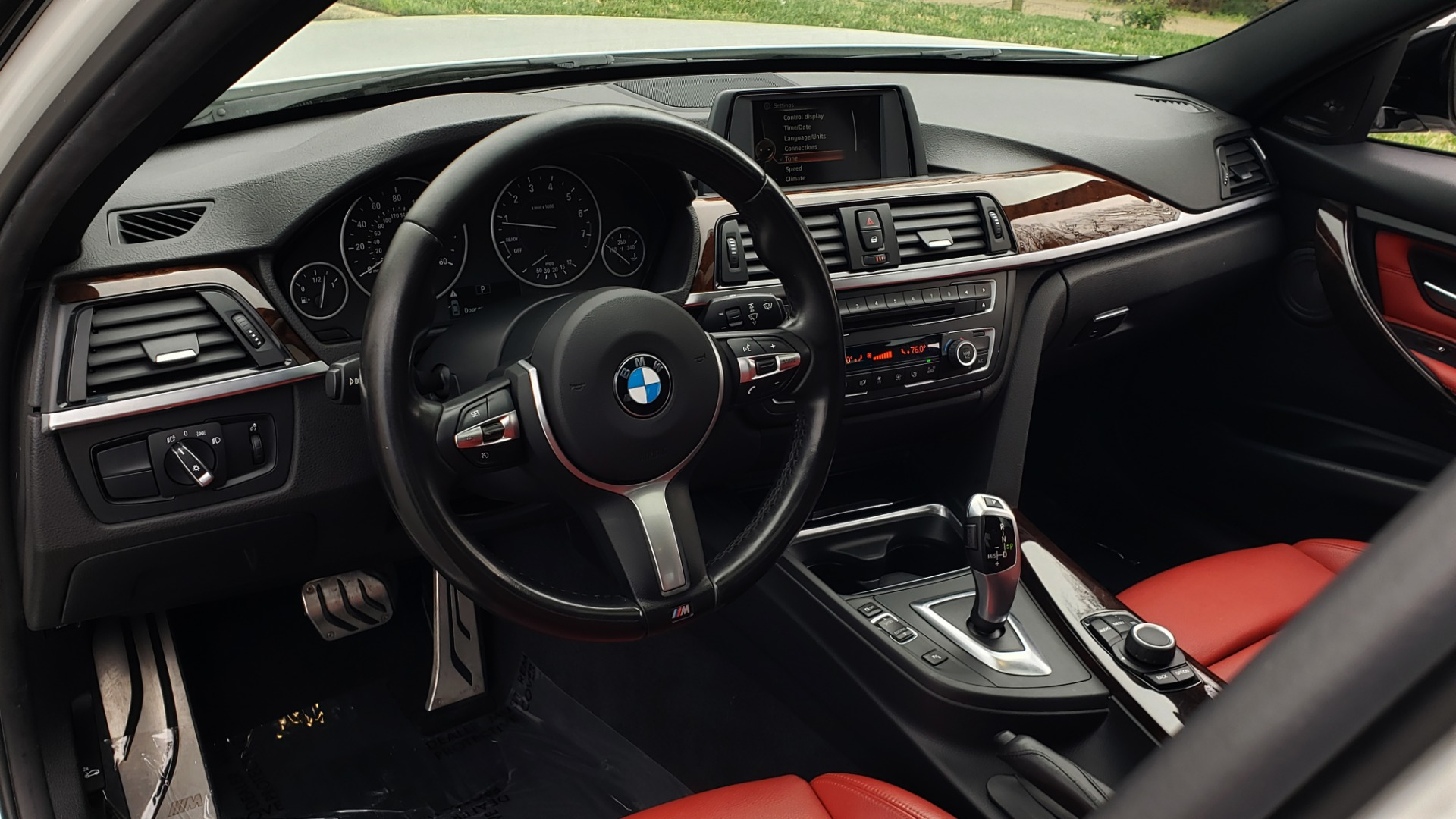 Used 2015 BMW 3 Series 335I M-SPORT / PREM PKG / HK SND / SUNROOF / REARVIEW for sale Sold at Formula Imports in Charlotte NC 28227 38