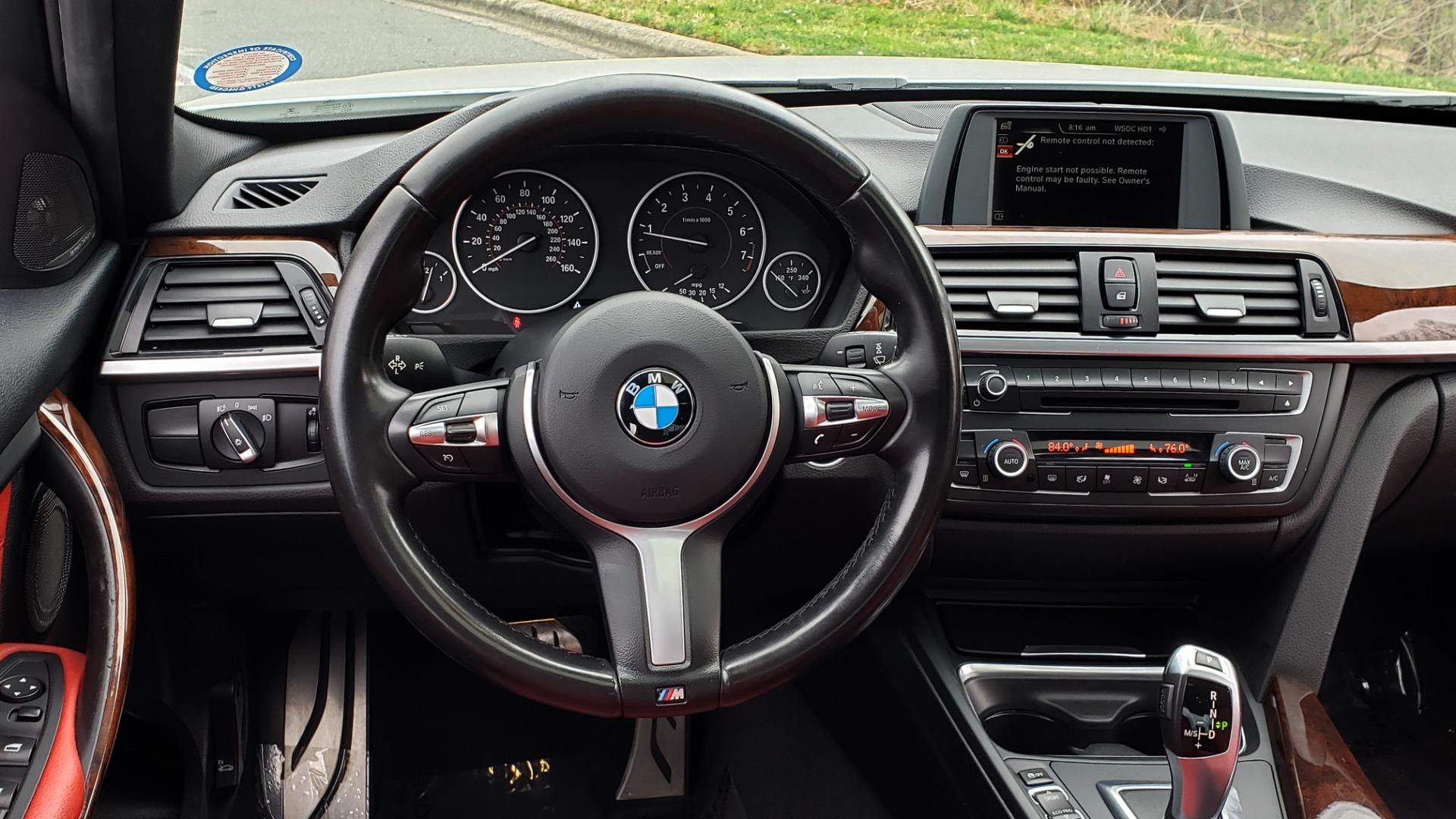 Used 2015 BMW 3 Series 335I M-SPORT / PREM PKG / HK SND / SUNROOF / REARVIEW for sale Sold at Formula Imports in Charlotte NC 28227 39