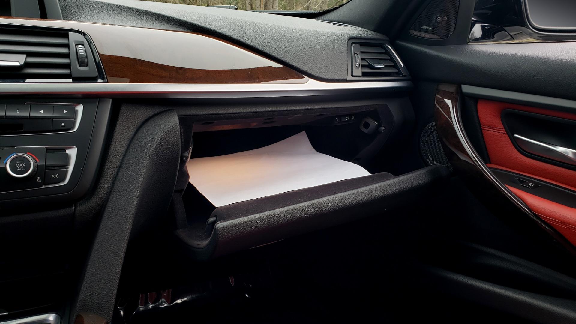 Used 2015 BMW 3 Series 335I M-SPORT / PREM PKG / HK SND / SUNROOF / REARVIEW for sale Sold at Formula Imports in Charlotte NC 28227 52
