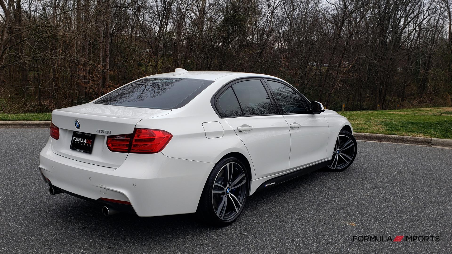 Used 2015 BMW 3 Series 335I M-SPORT / PREM PKG / HK SND / SUNROOF / REARVIEW for sale Sold at Formula Imports in Charlotte NC 28227 6