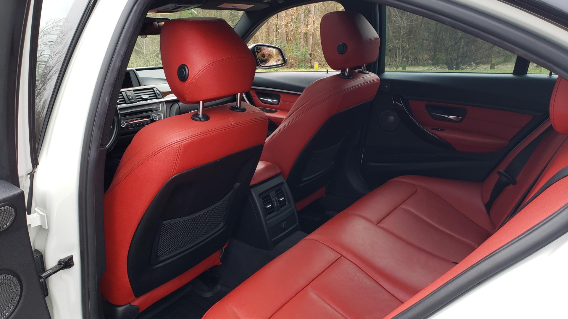 Used 2015 BMW 3 Series 335I M-SPORT / PREM PKG / HK SND / SUNROOF / REARVIEW for sale Sold at Formula Imports in Charlotte NC 28227 62