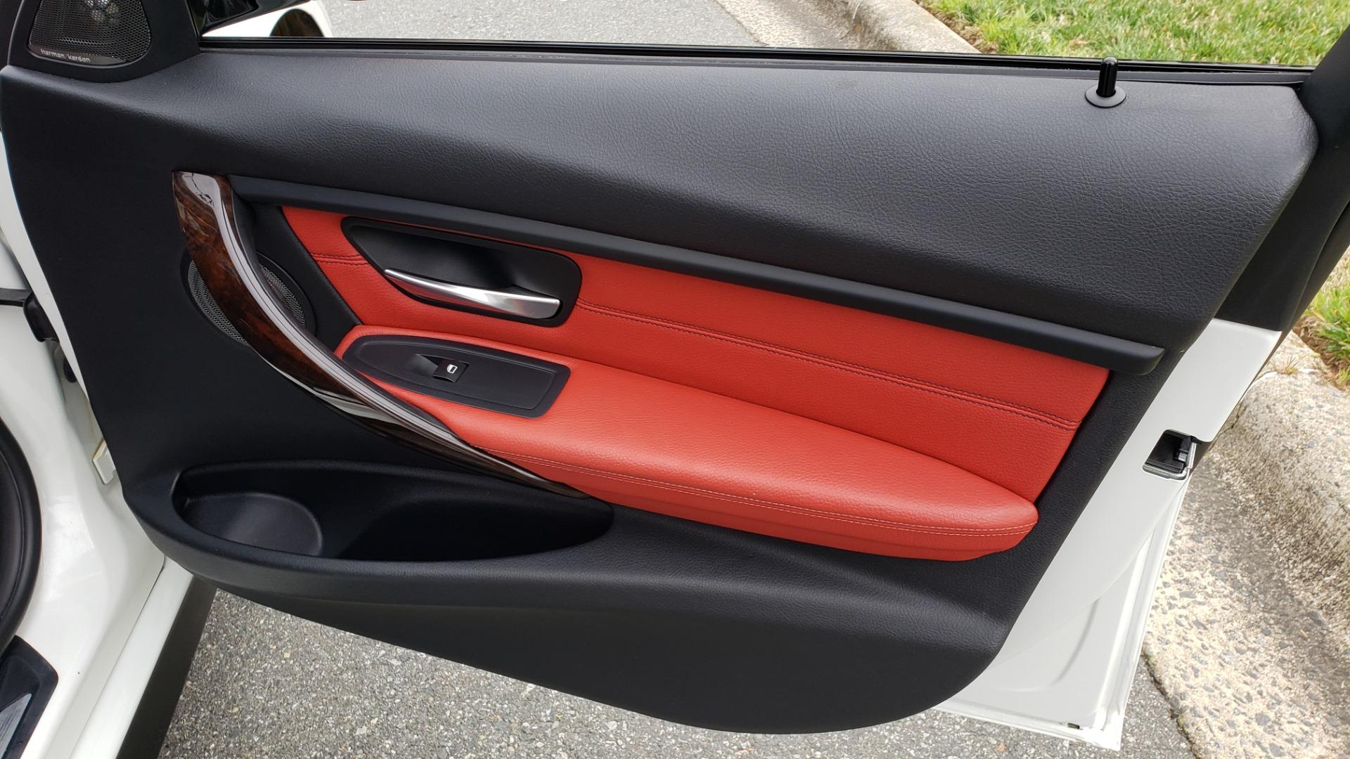Used 2015 BMW 3 Series 335I M-SPORT / PREM PKG / HK SND / SUNROOF / REARVIEW for sale Sold at Formula Imports in Charlotte NC 28227 64