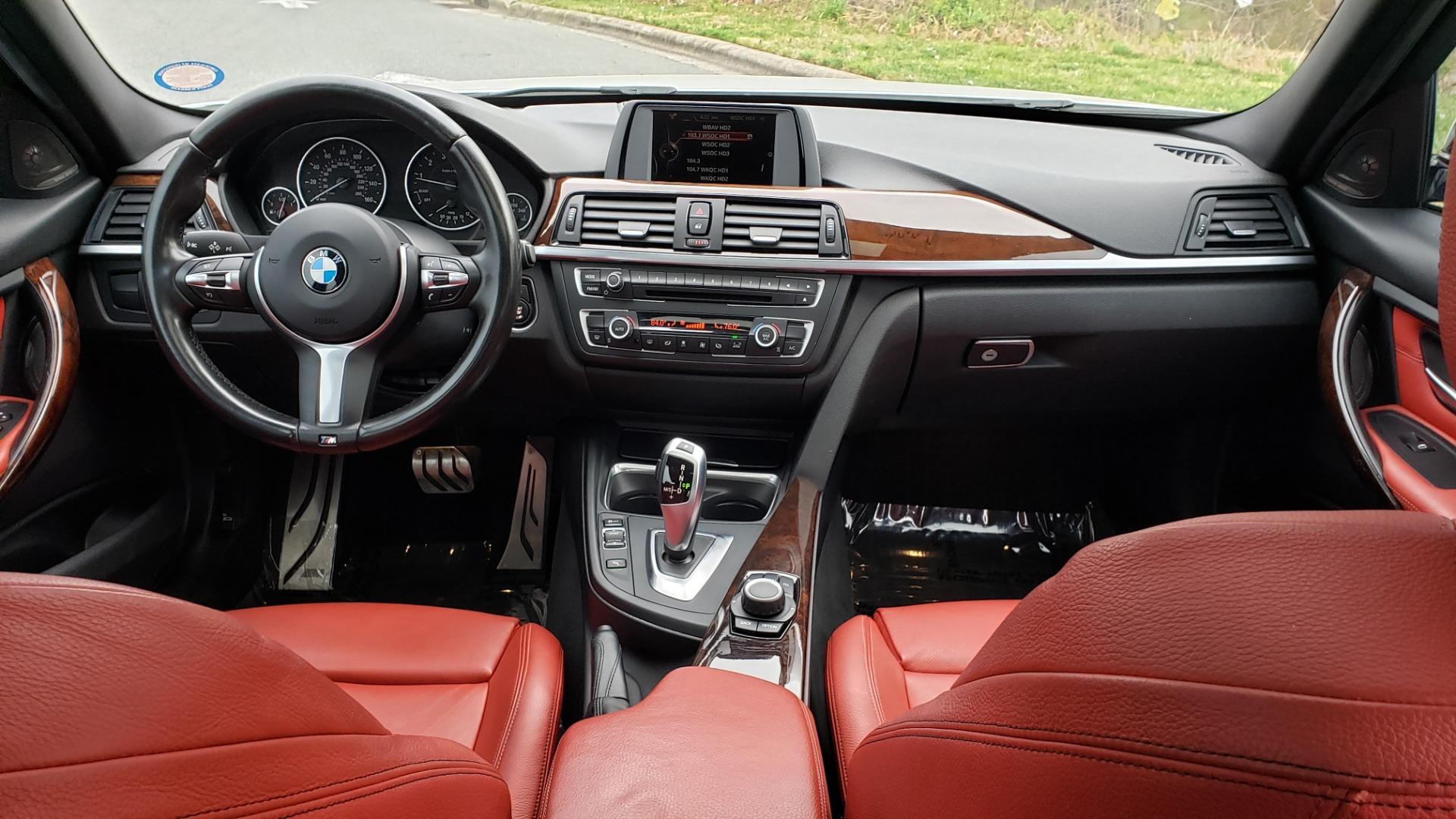 Used 2015 BMW 3 Series 335I M-SPORT / PREM PKG / HK SND / SUNROOF / REARVIEW for sale Sold at Formula Imports in Charlotte NC 28227 76