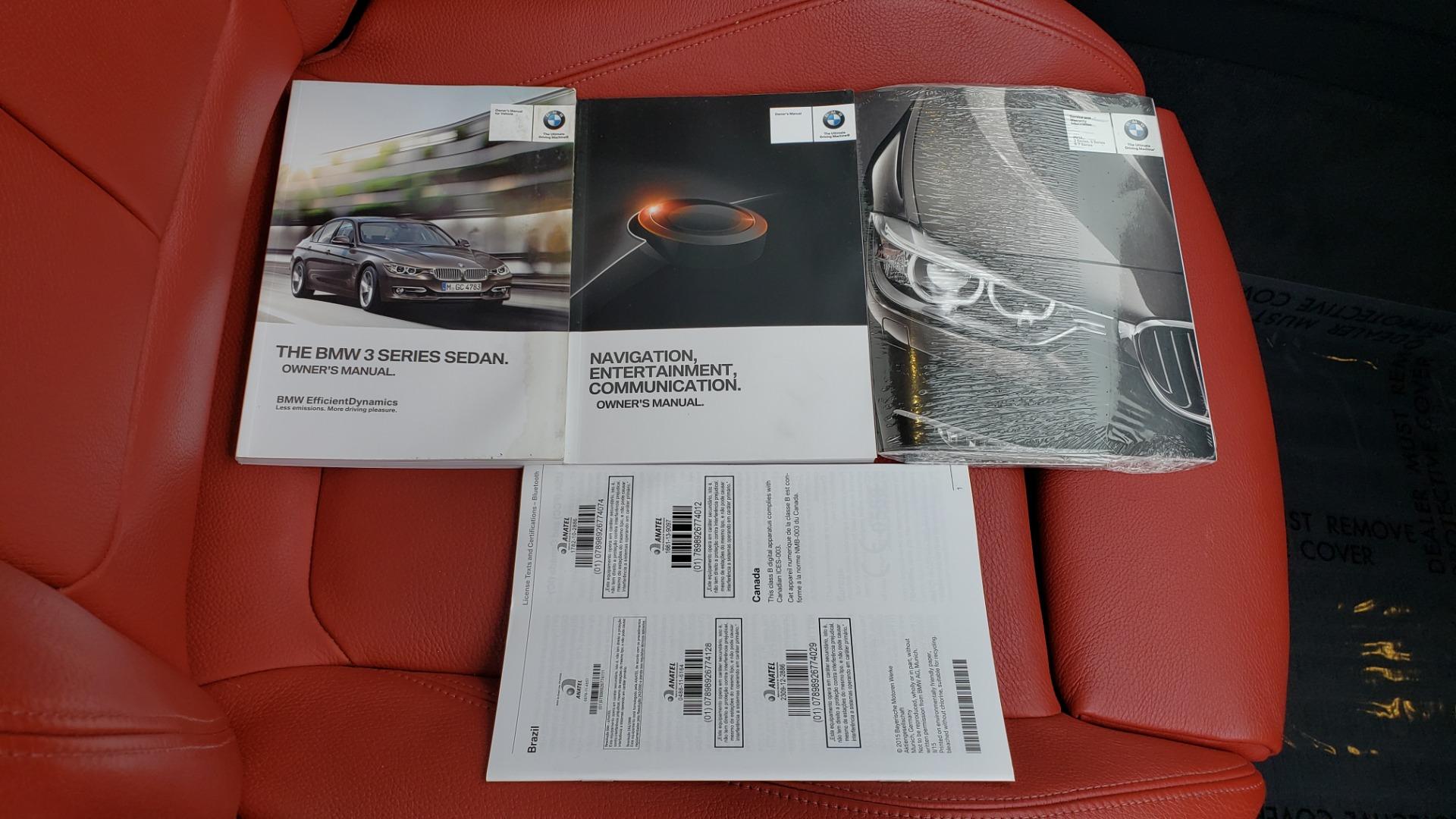 Used 2015 BMW 3 Series 335I M-SPORT / PREM PKG / HK SND / SUNROOF / REARVIEW for sale Sold at Formula Imports in Charlotte NC 28227 88