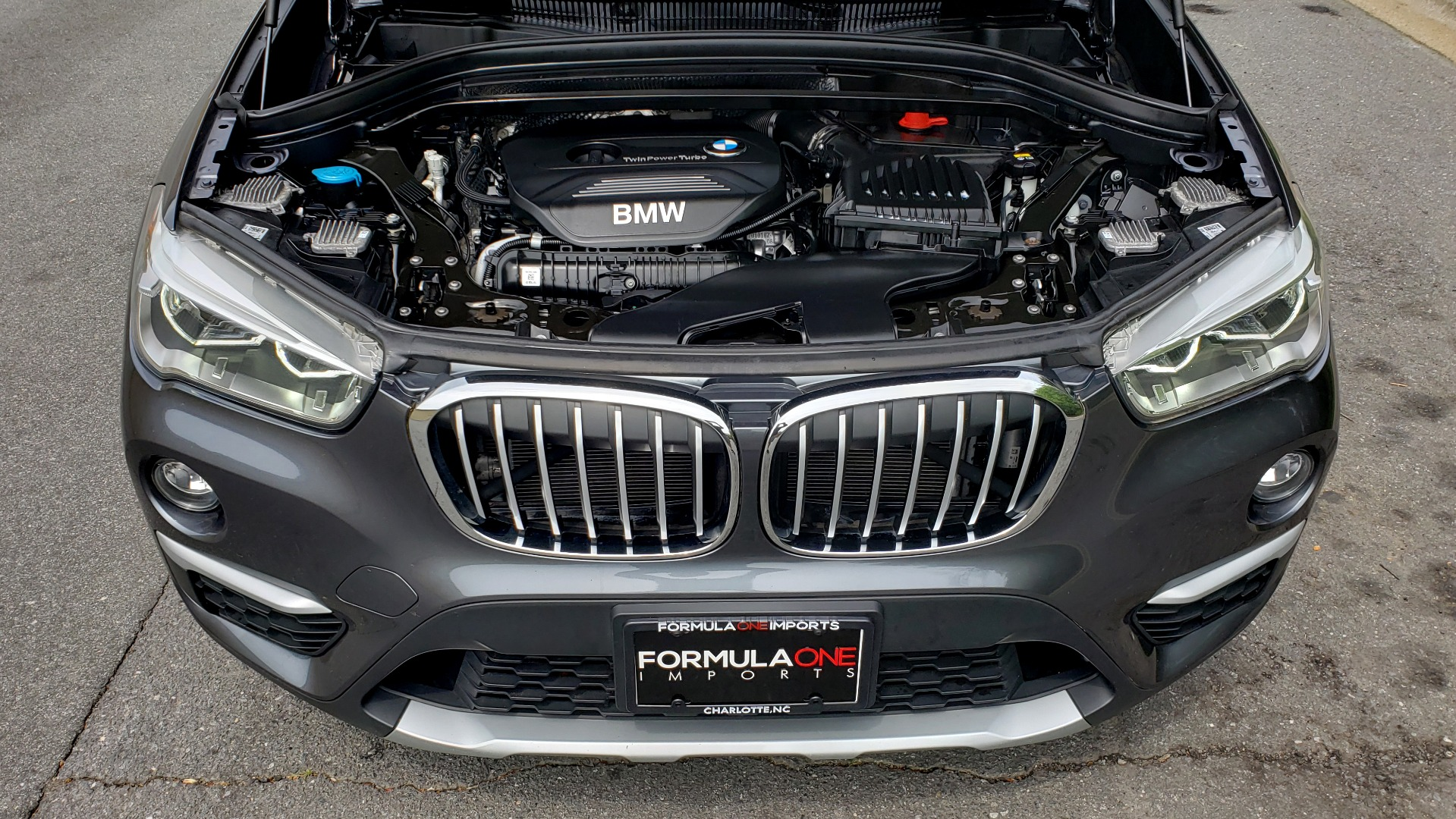 Used 2017 BMW X1 XDRIVE28I PREM PKG / COLD WTHR / PANO-ROOF / PWR STS for sale Sold at Formula Imports in Charlotte NC 28227 12